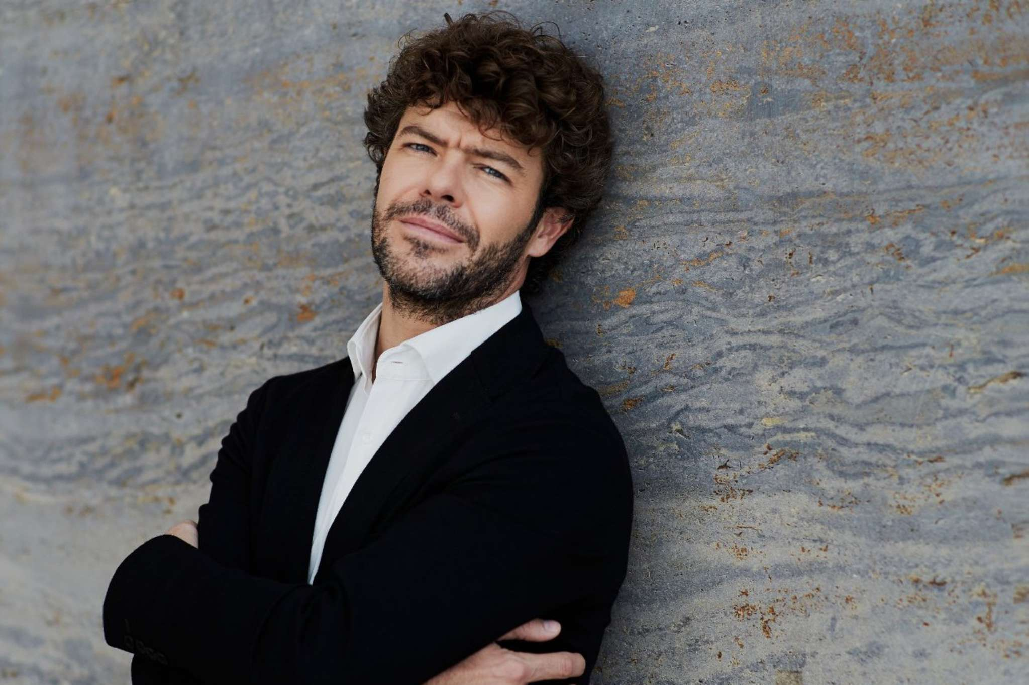 Pablo Heras-Casado conducted the Phildelphia Orchestra for the first time Thursday night.