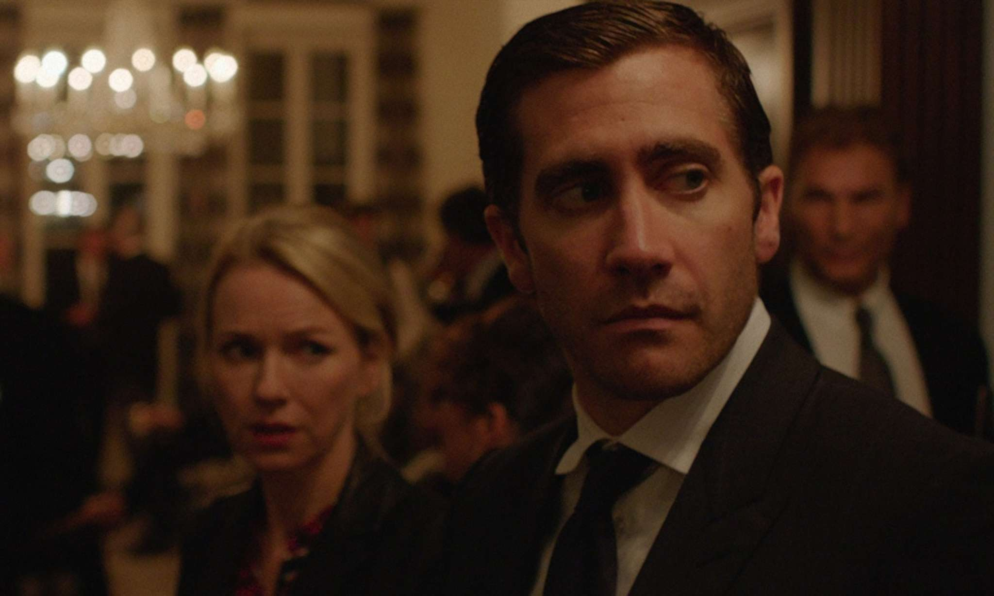 "Thngs fall apart: Naomi Watts and Jake Gyllenhaal in ""Demolition."""