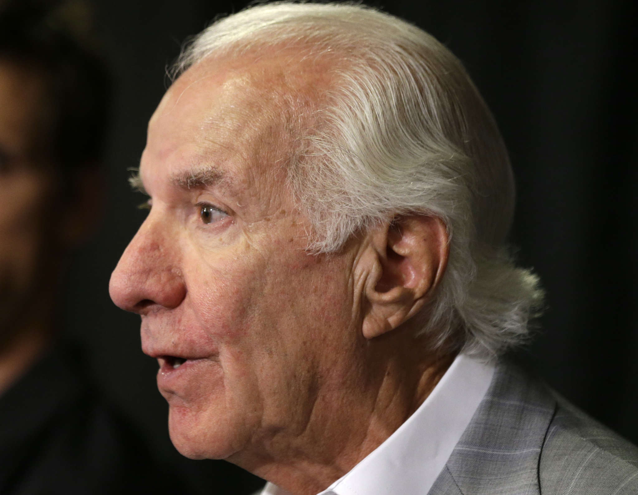 The Flyers are dedicating their playoff appearance to Ed Snider. Associated Press