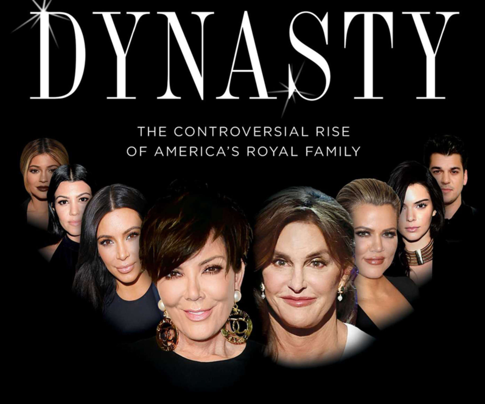 """Kardashian Dynasty: The Controversial Rise of America´s Royal Family"" by Ian Halperin."