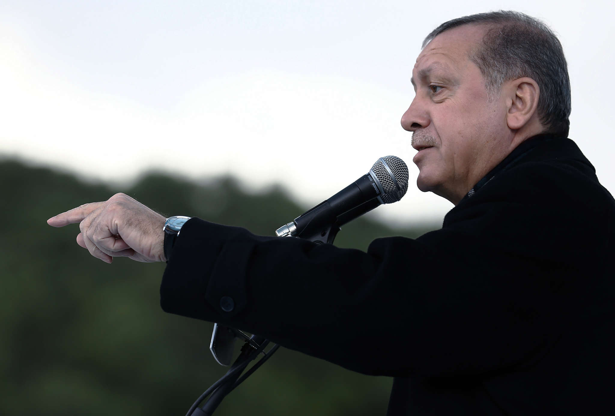 Recep Tayyip Erdogan has been a difficult ally for the U.S.