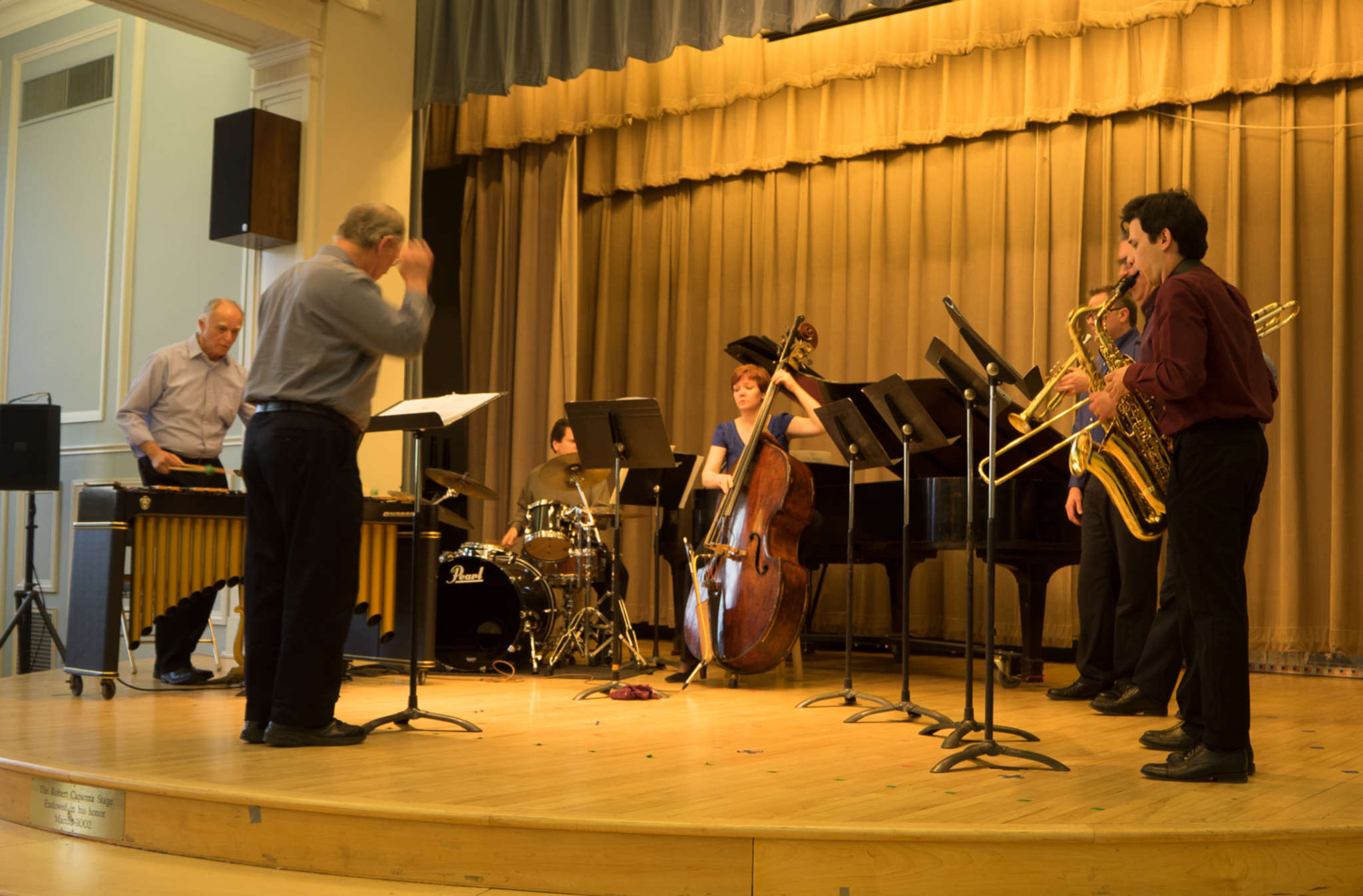 Network for New Music performed the work of Milton Babbitt at Settlement Music School. The concert also featured Babbitt descendants and showed his many sides.