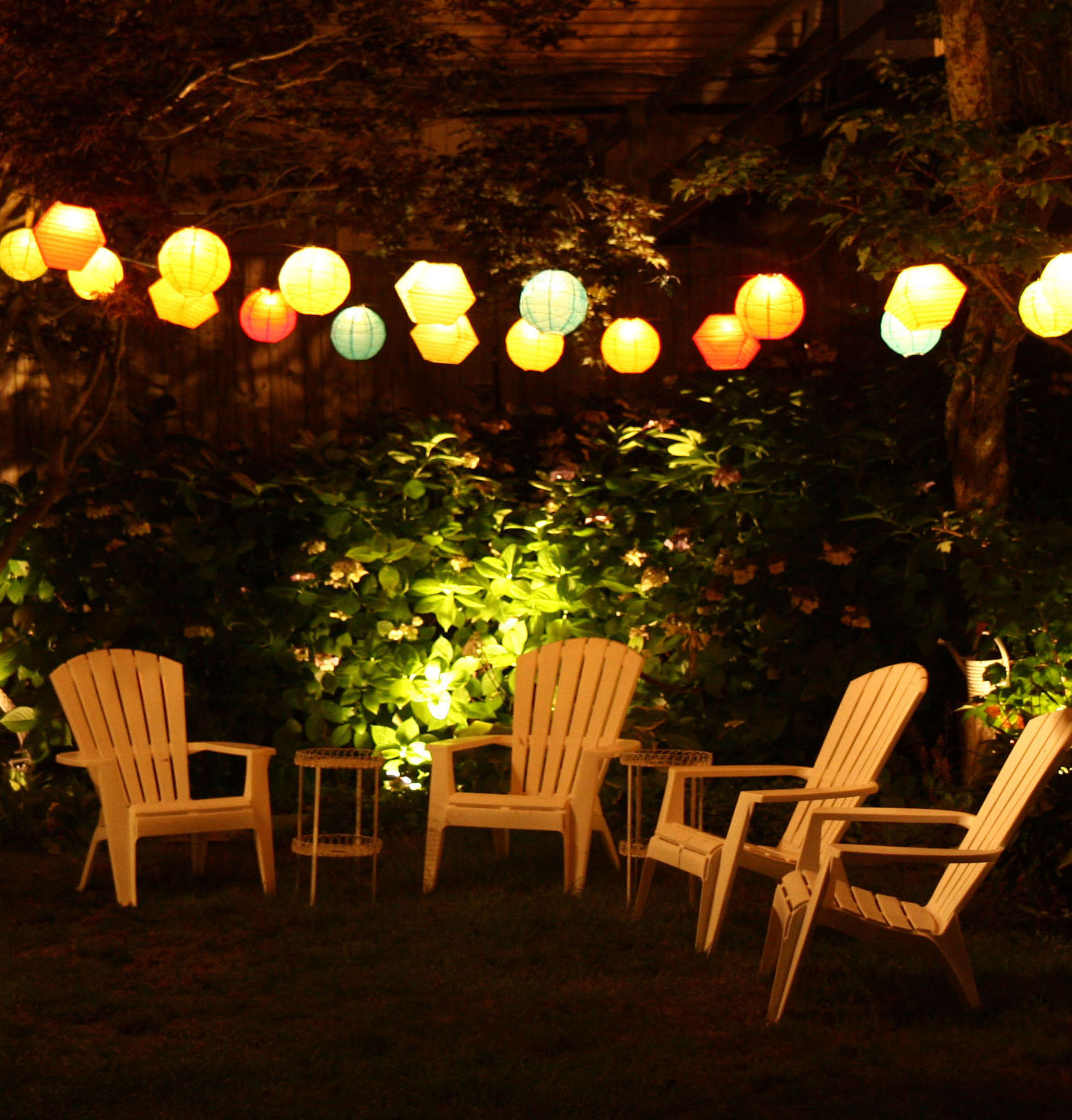 ask jennifer adams ideas for hanging outdoor light strings