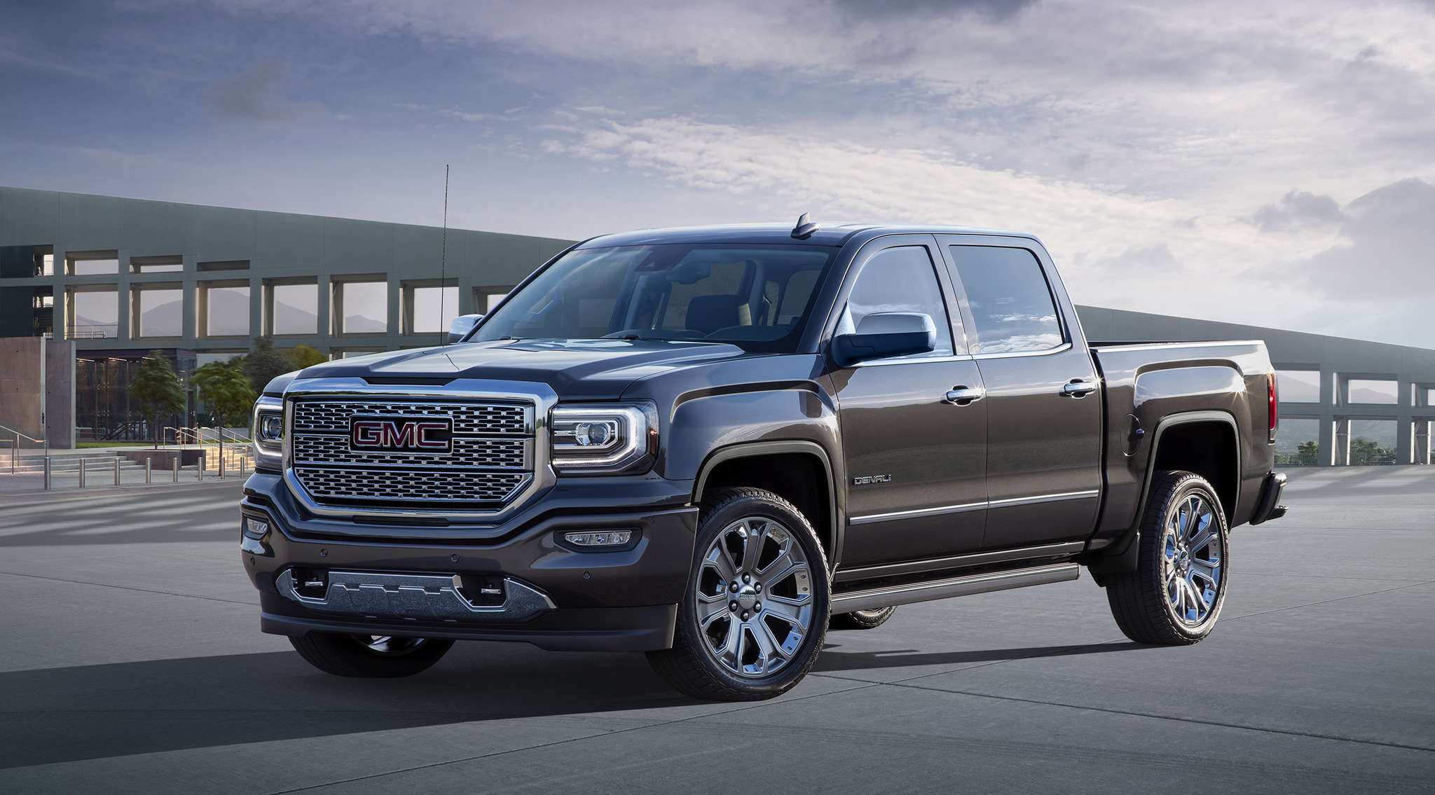 The 2016 GMC Sierra Denali: The ride could be smoother, and the reliability rating is likely to scare some buyers away.