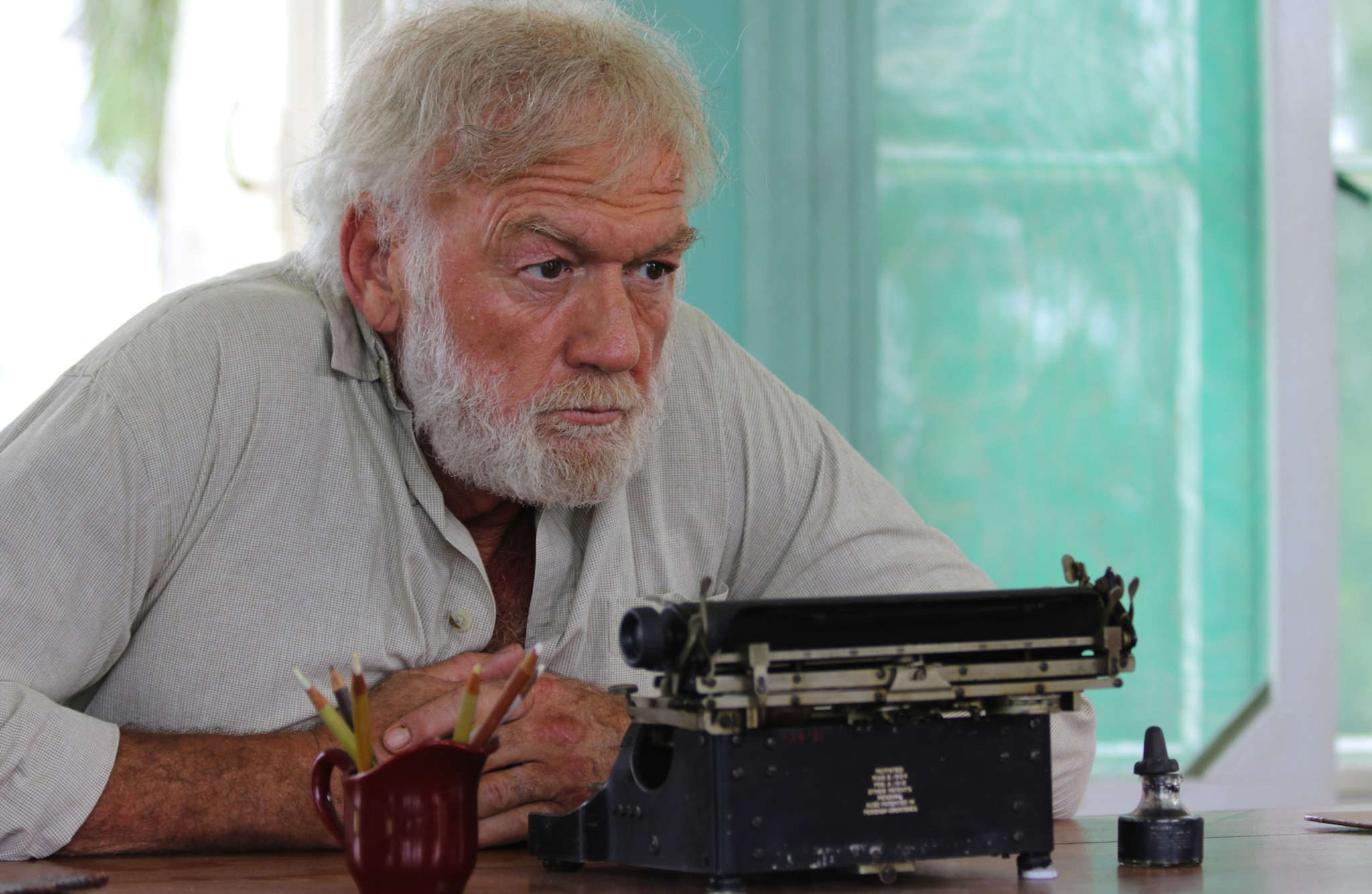 Adrian Sparks , who plays the American novelist, may look like Hemingway, but the actor isn´t given much to do. YARI FILM GROUP