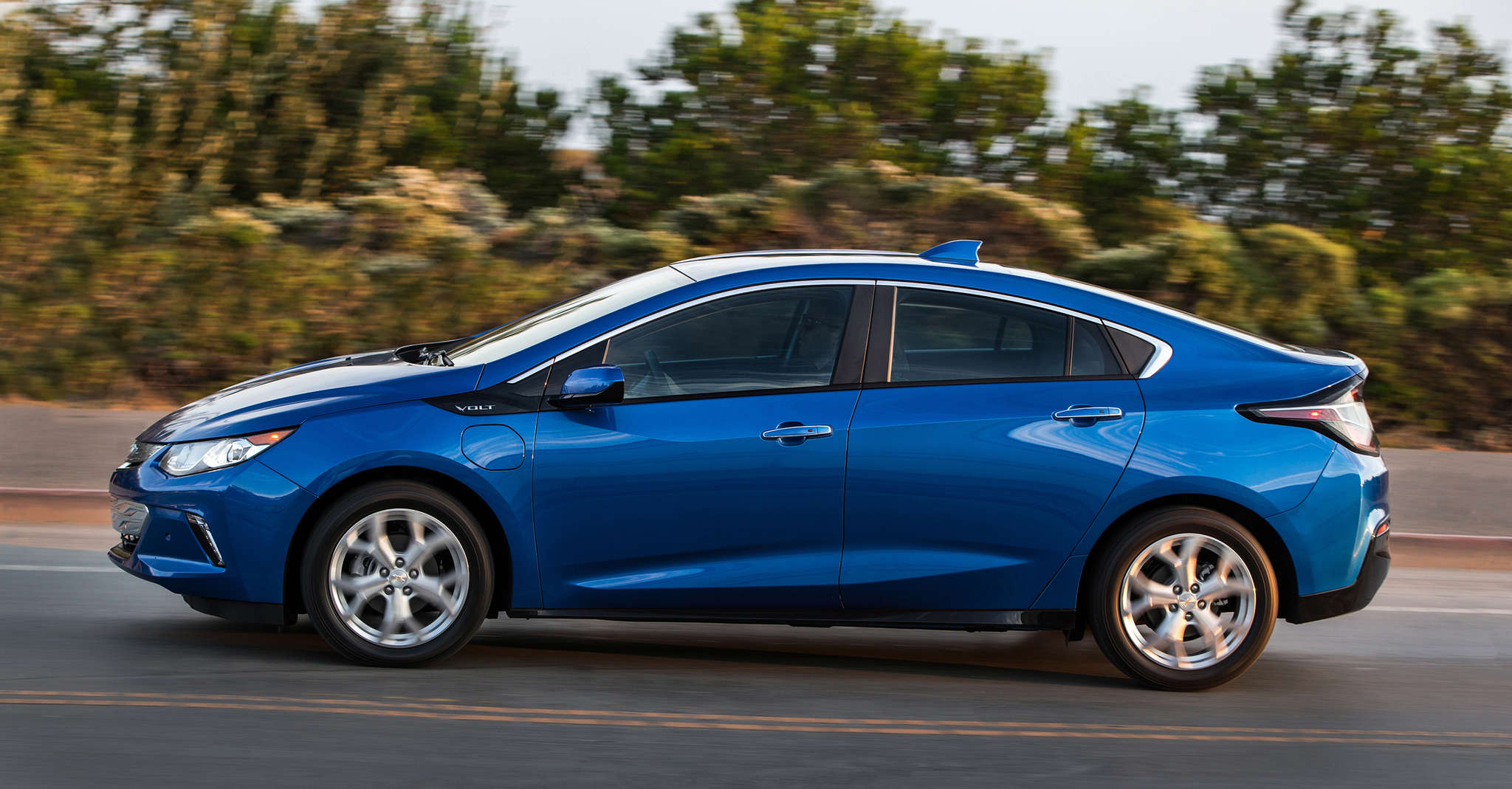 The 2016 Chevrolet Volt was improved to make it run longer between plug-ins and fill-ups.
