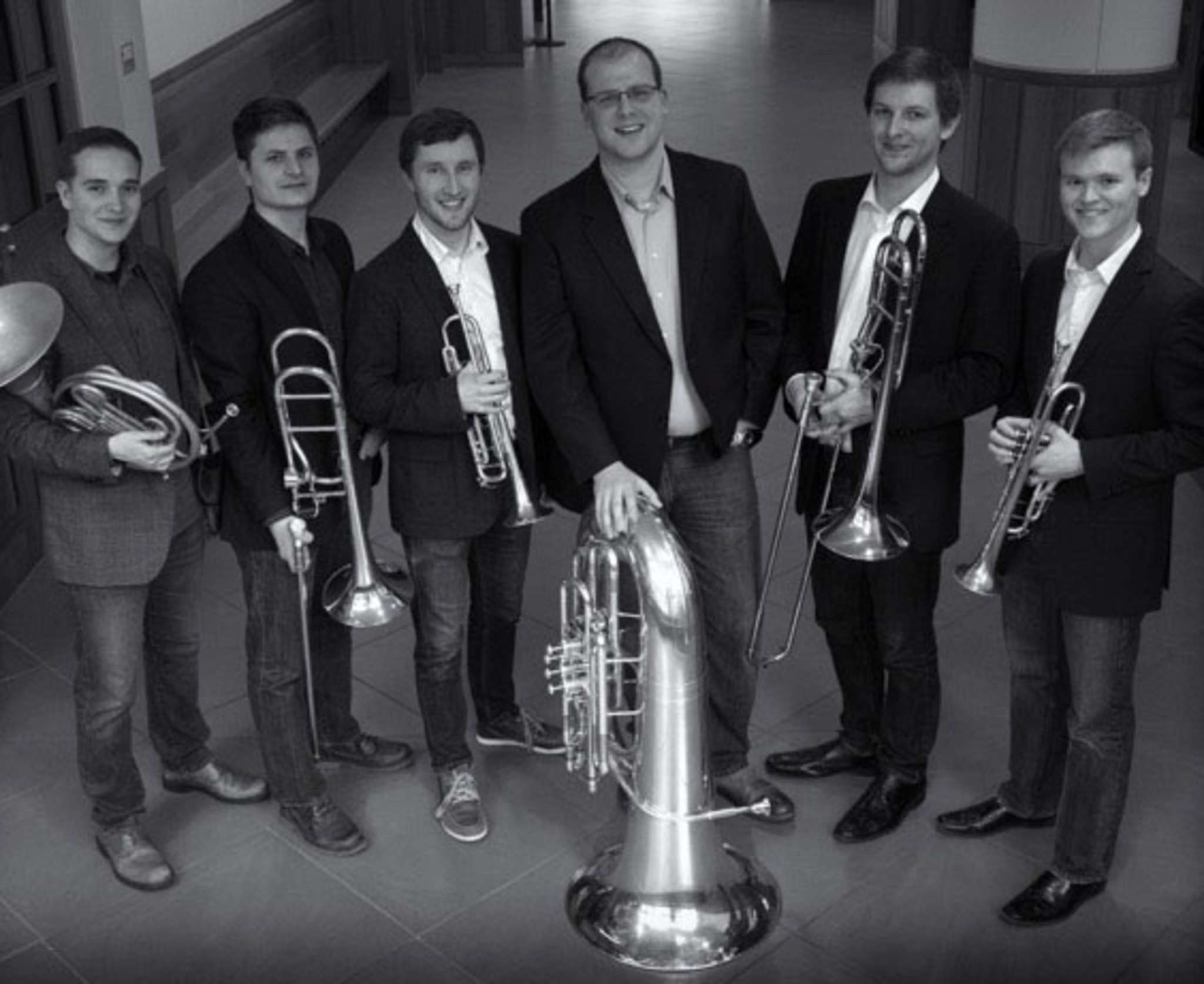 The Brass Project is a new Curtis Institute quartet.