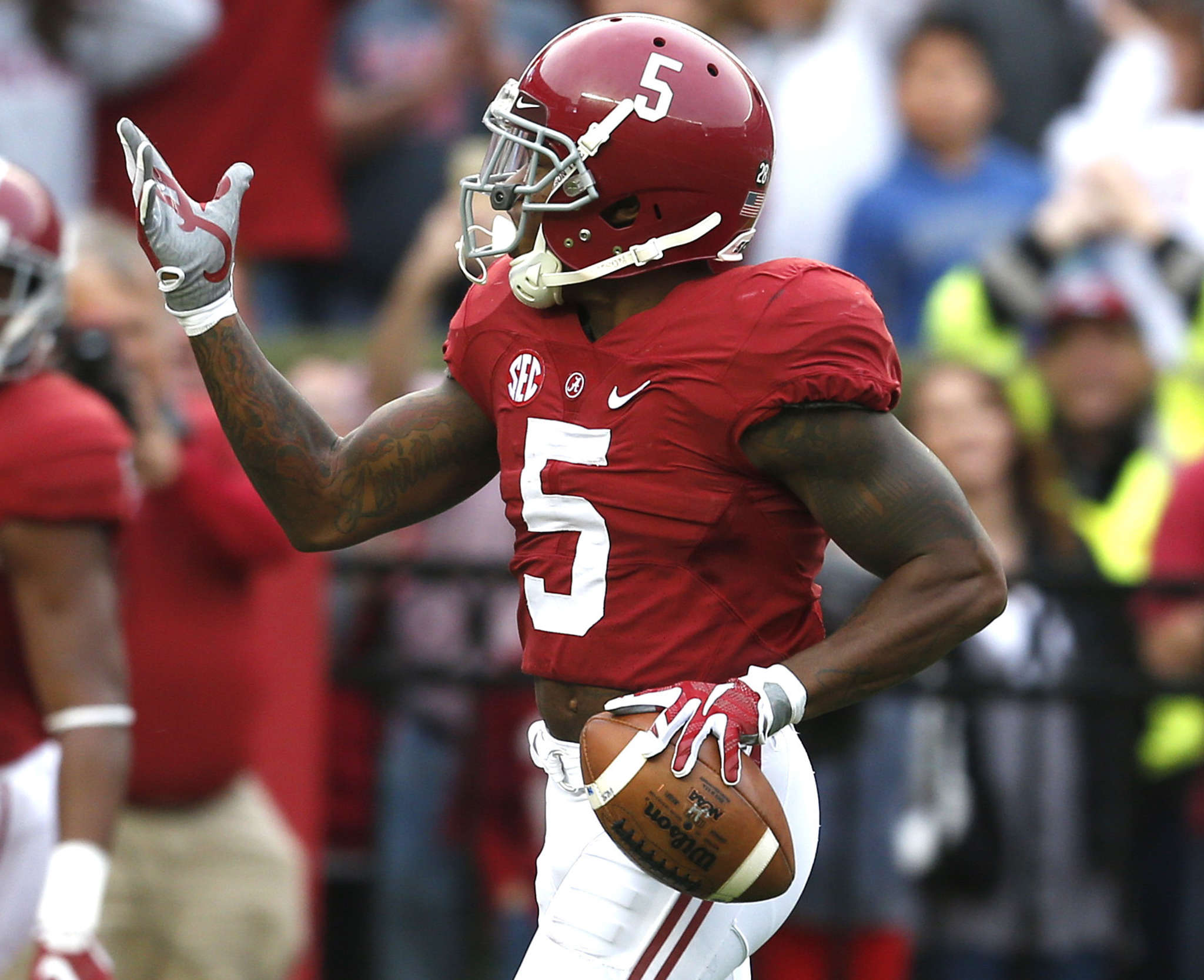 Cyrus Jones , drafted out of Alabama in the second round, should be the Patriots nickel corner this season. Associated Press