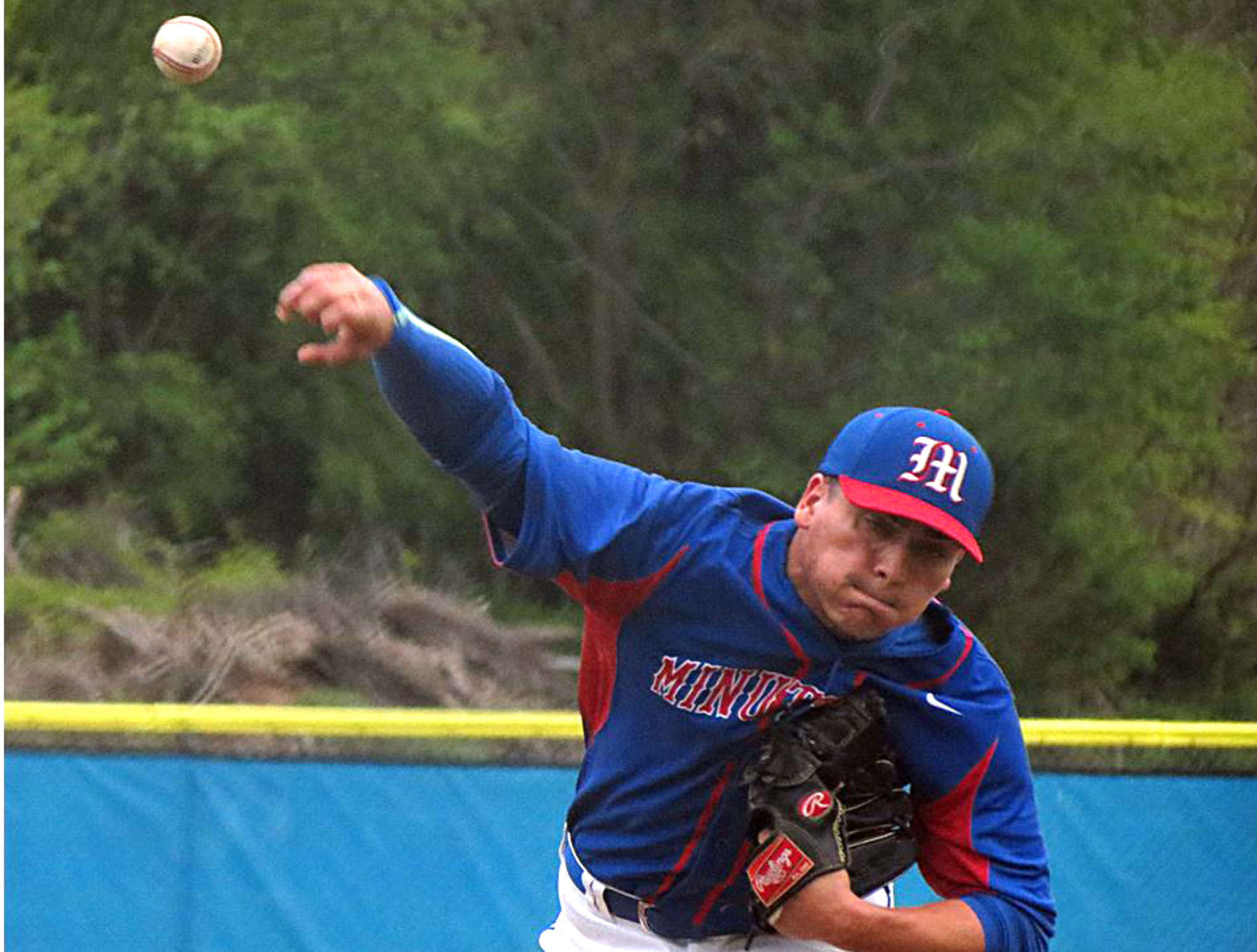 Washington Township´s Nick Evangelista is 2-2 with a 1.79 ERA. In 271/3 innings, he has struck out 36. MARK NARDUCCI / Staff