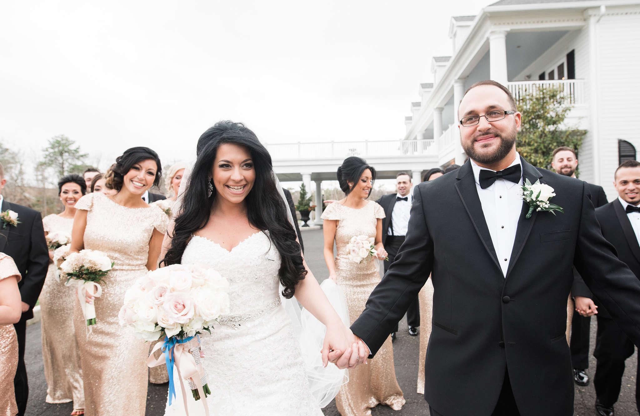 Jenna Chiarulli and Anthony Marchiano Ashlee Mintz Photography