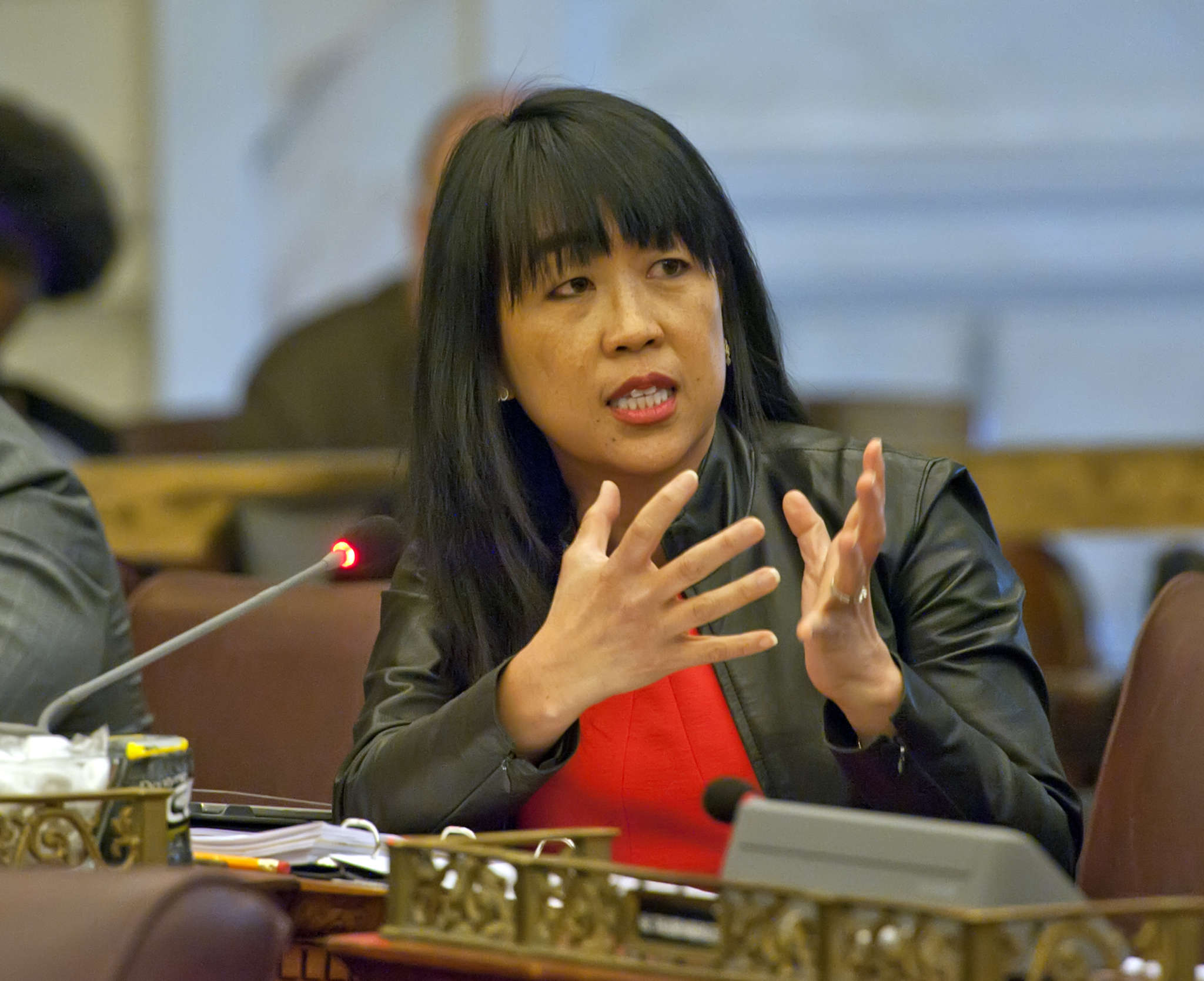 City Councilwoman Helen Gym The School District Would Get Whats