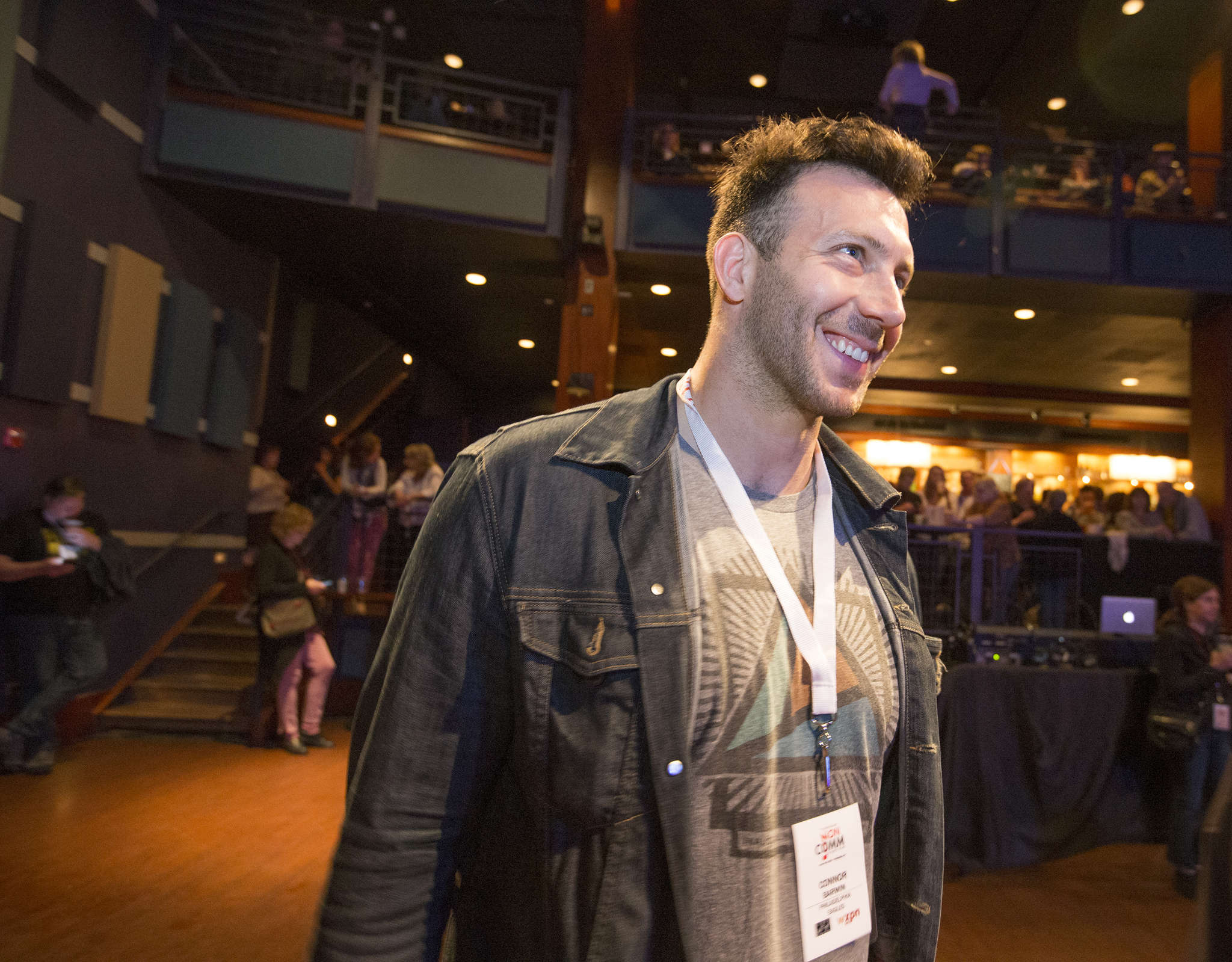 Eagles defensive end Connor Barwin will host the third annual benefit for his Make the World Better Foundation at Union Transfer on Friday.