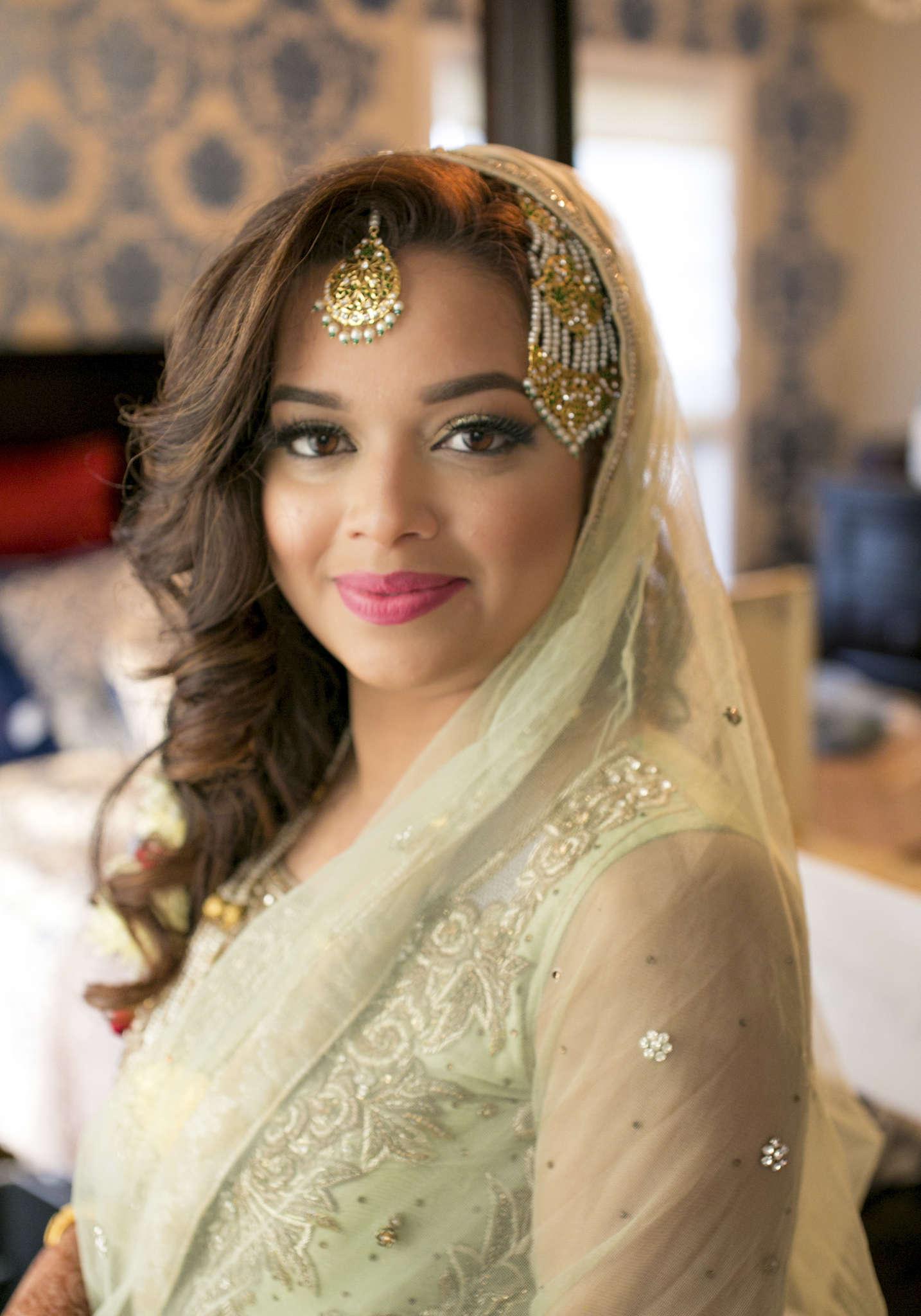 Love: Weddings: Farwa Naqvi and Shaan Hamid