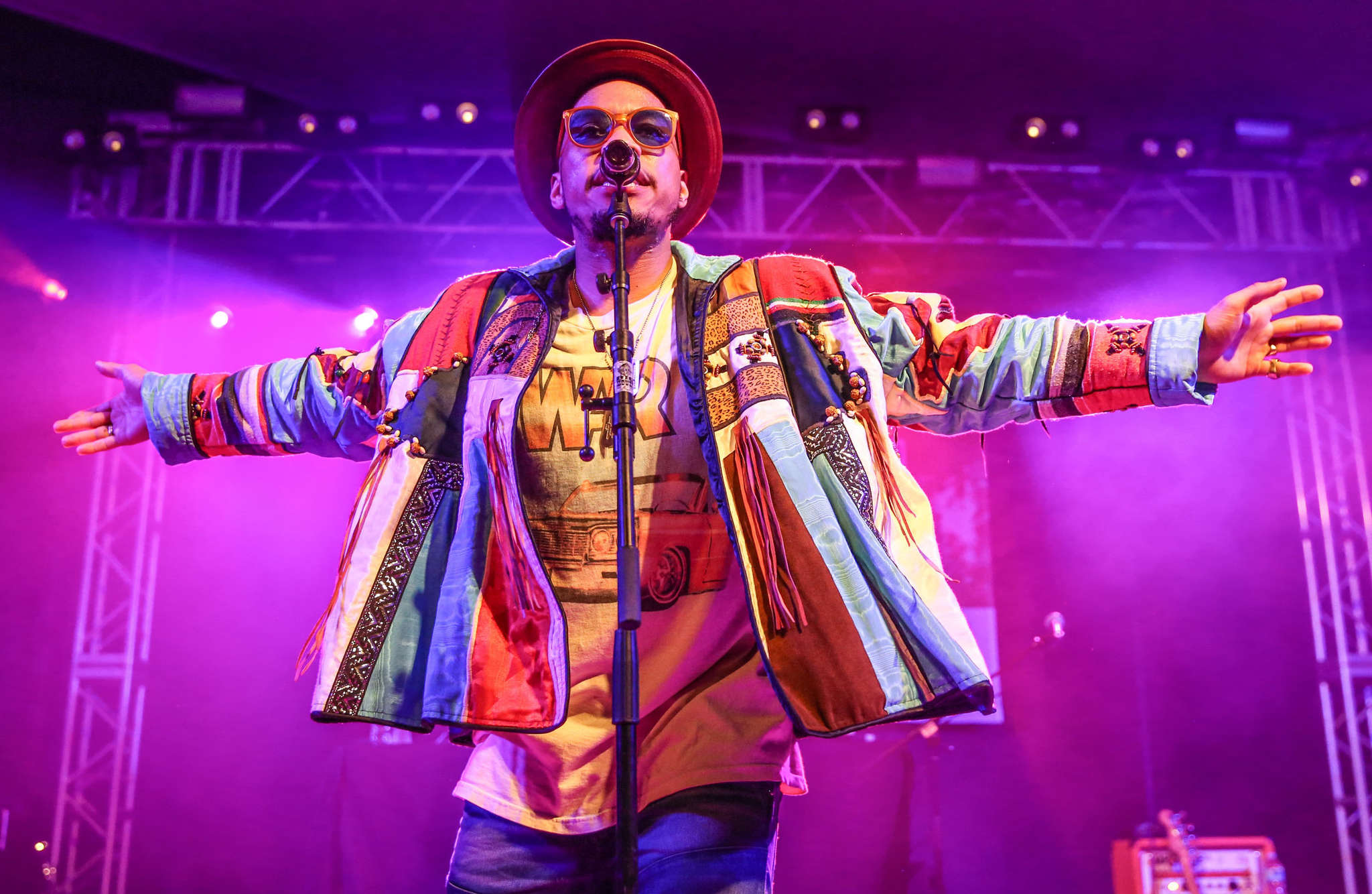 California rapper-singer-drummer Anderson .Paak is set to perform Saturday at the Roots Picnic at Festival Pier.