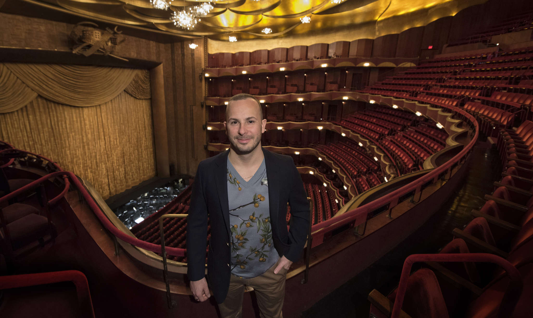 Yannick Nézet-Séguin has been named music director at the Metropolitan Opera after much speculation, succeeding James Levine.