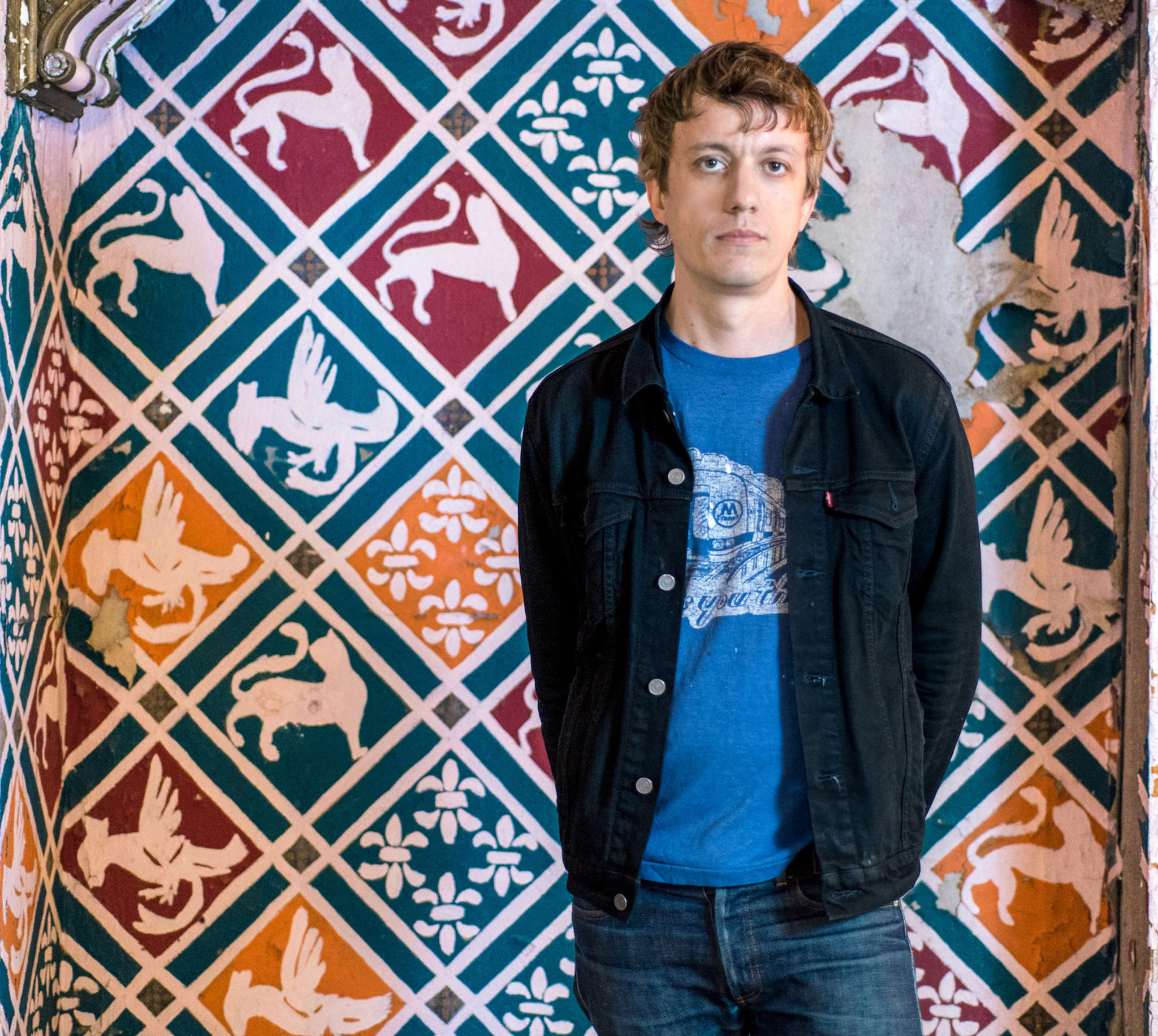 Steve Gunn´s album tour will eventually bring him to Philadelphia on July 9 at Union Transfer.