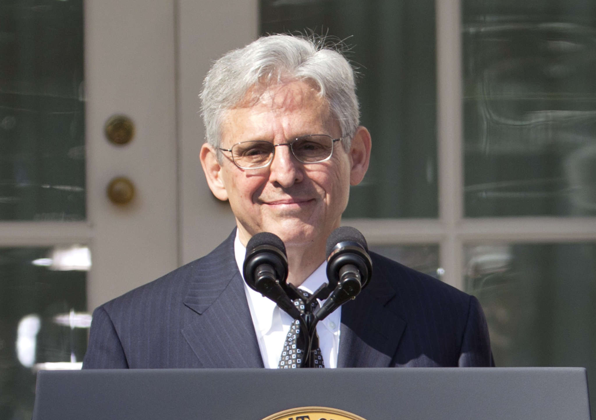 Merrick Garland, federal appeals court judge.