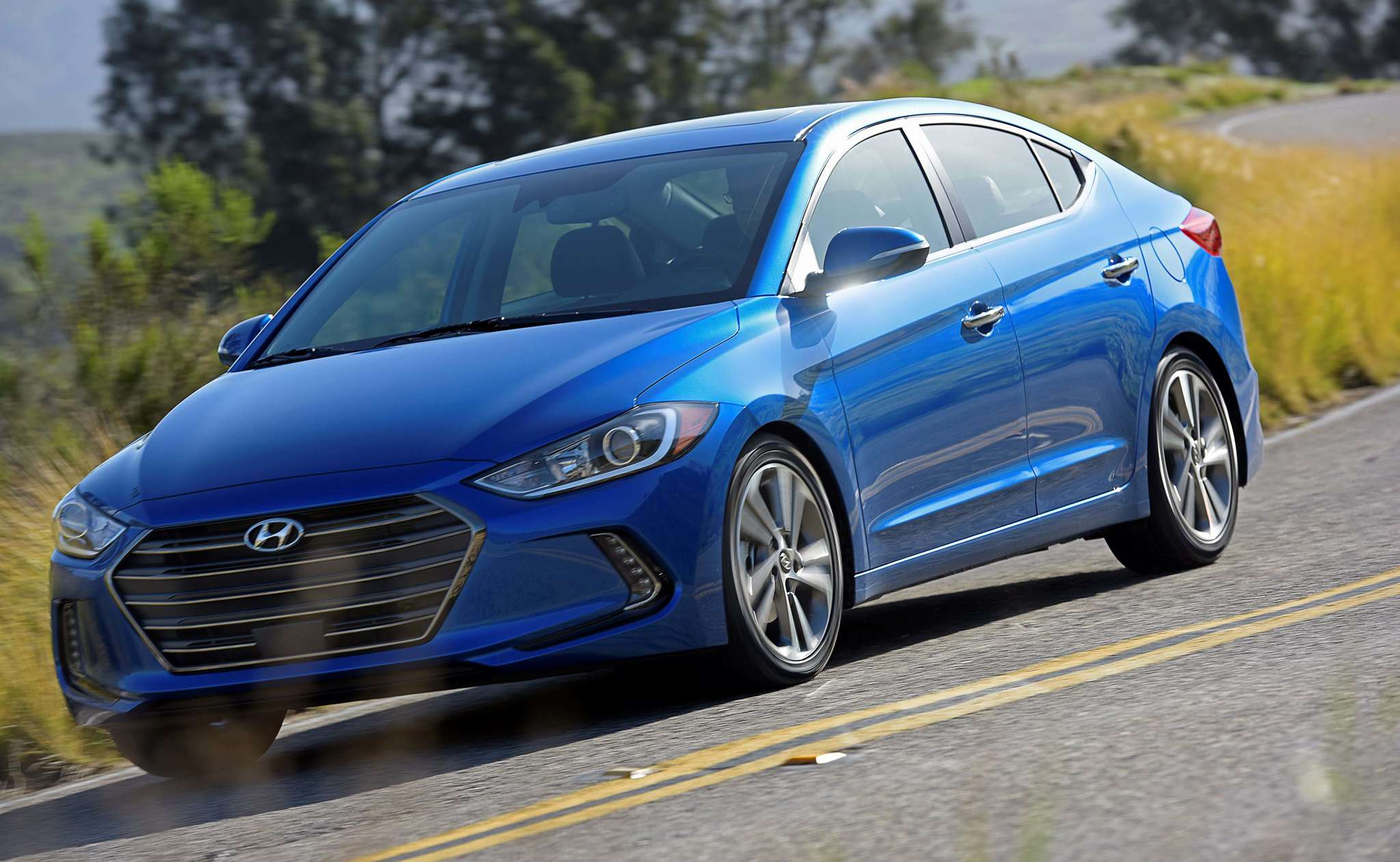 The Hyundai Elantra gets an upgrade for 2017, with power and handling stepping up. Fuel economy is sweet, too.