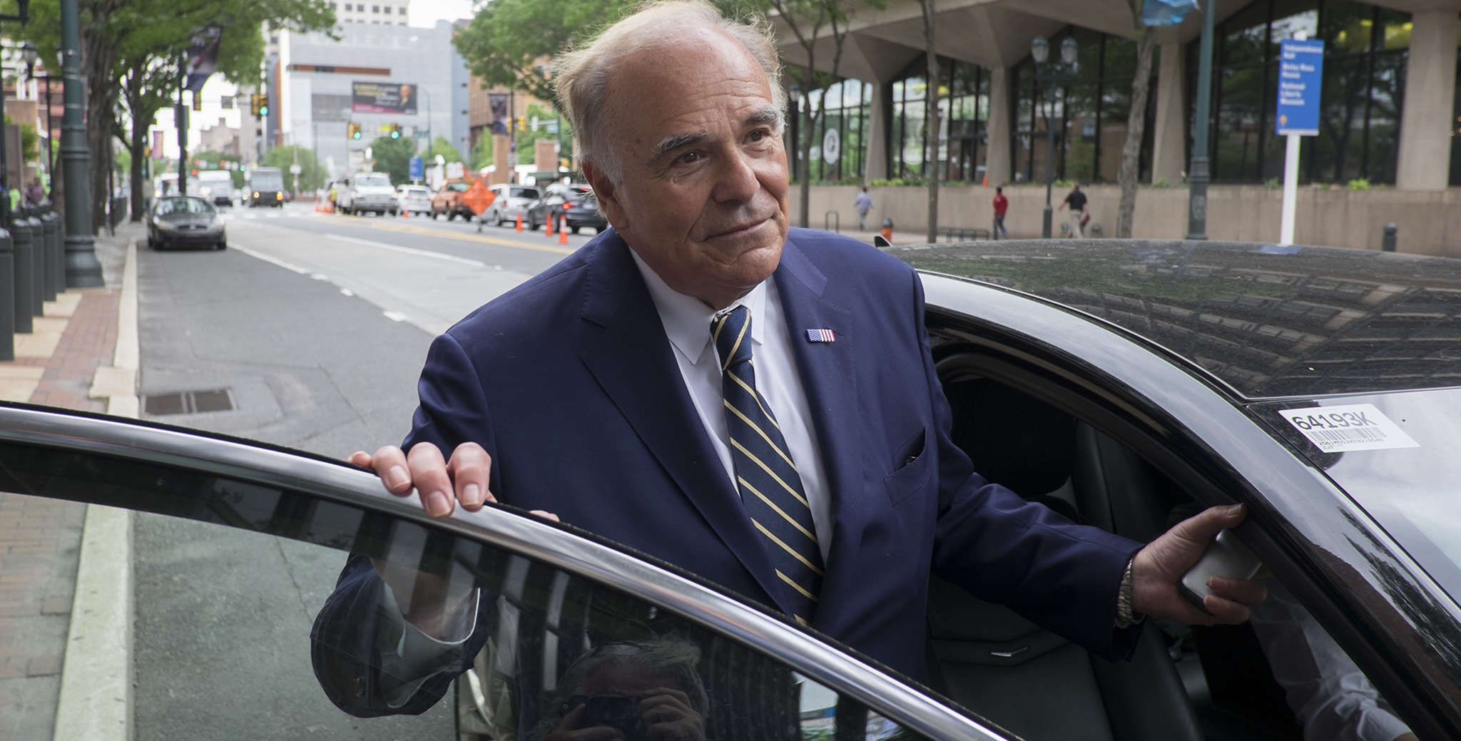 Ed Rendell: Rats out non-donor
