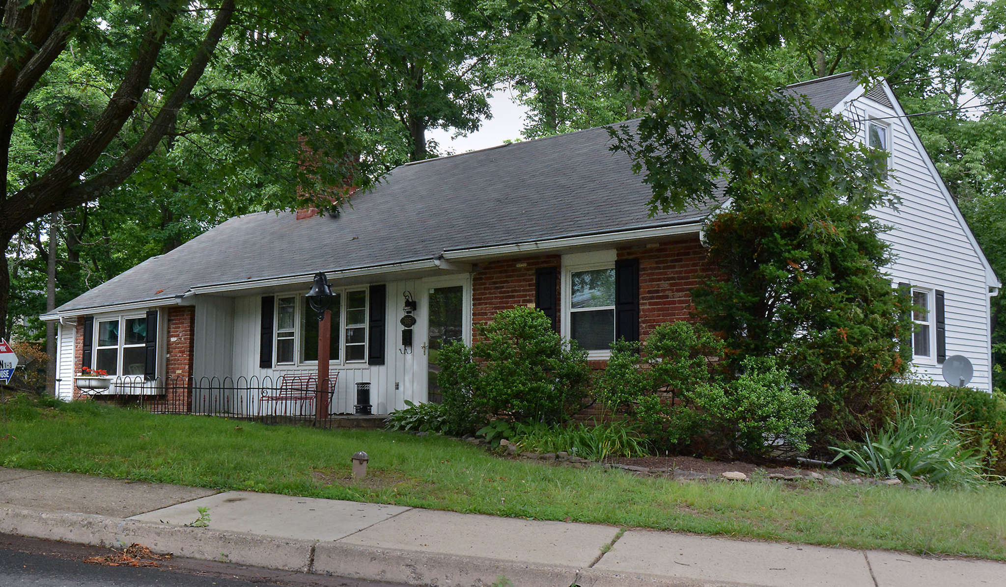 Located at 485 Washington Ave., this brick-accented home on the urban outskirts is selling for $279,900.