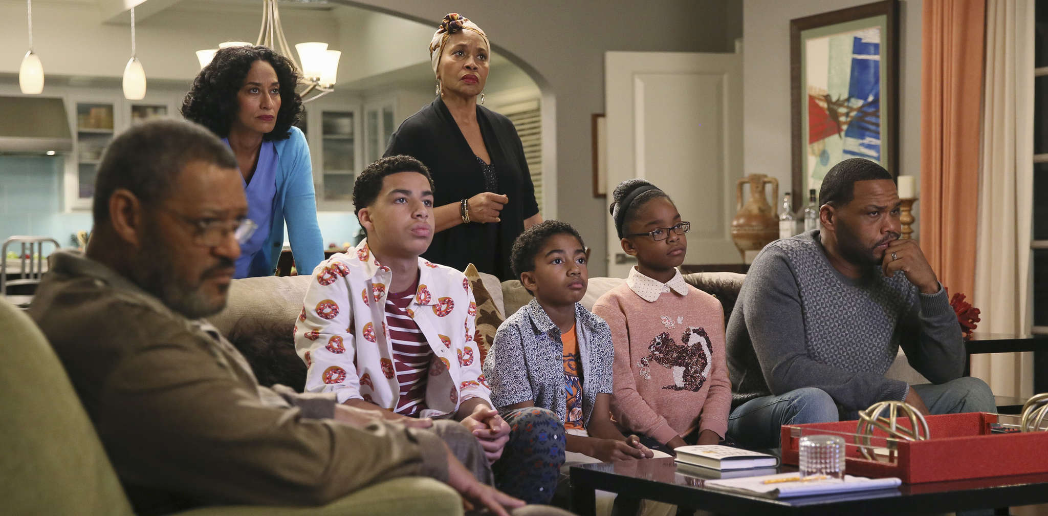 "The ""Hope"" episode of ABC´s ""black-ish"" deserves an Emmy Award for best writing."