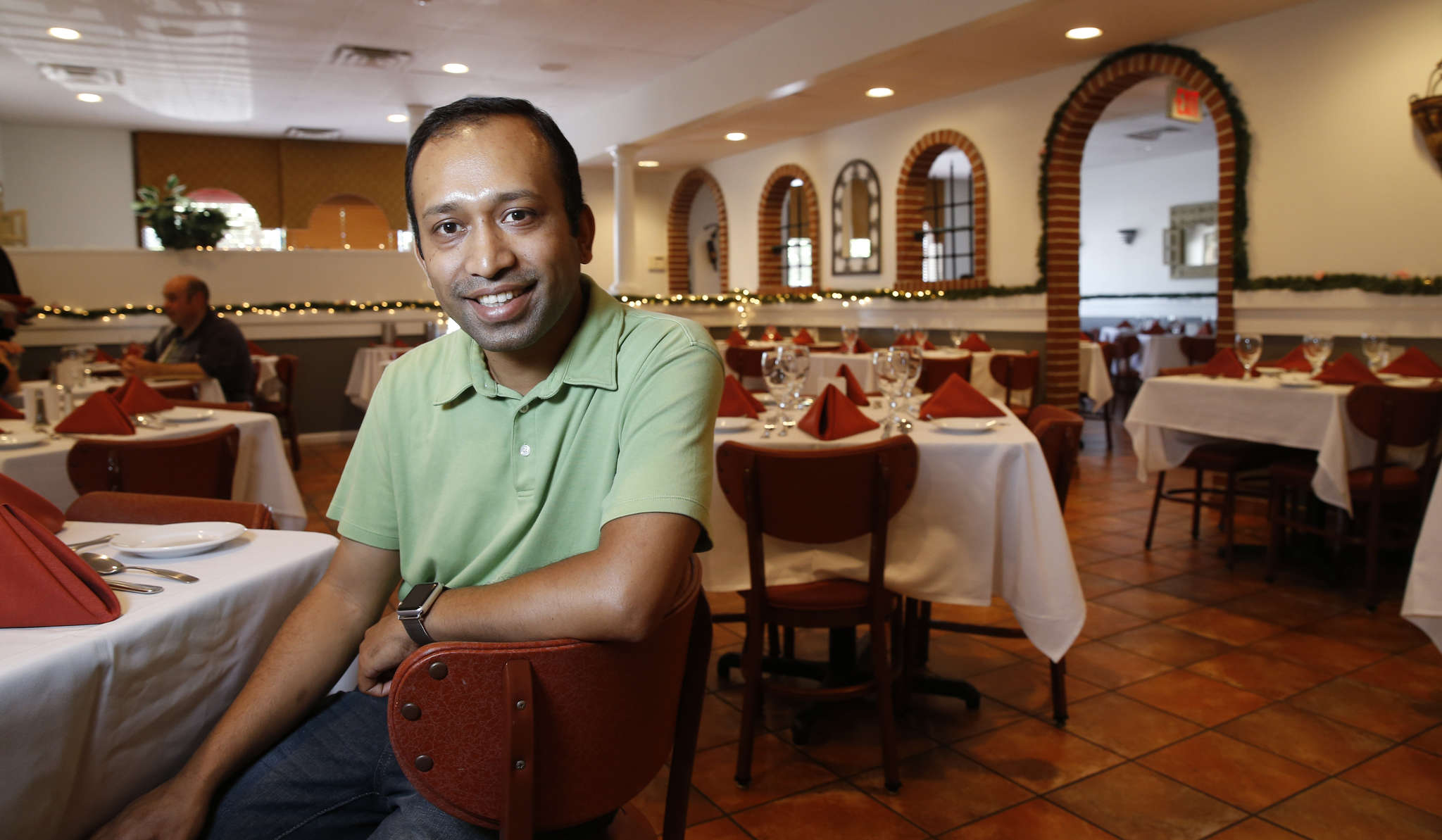 "Shahed Alam, owner of the Italian restaurant Monalisia, says it has run into a problem: ""Not enough parking."""