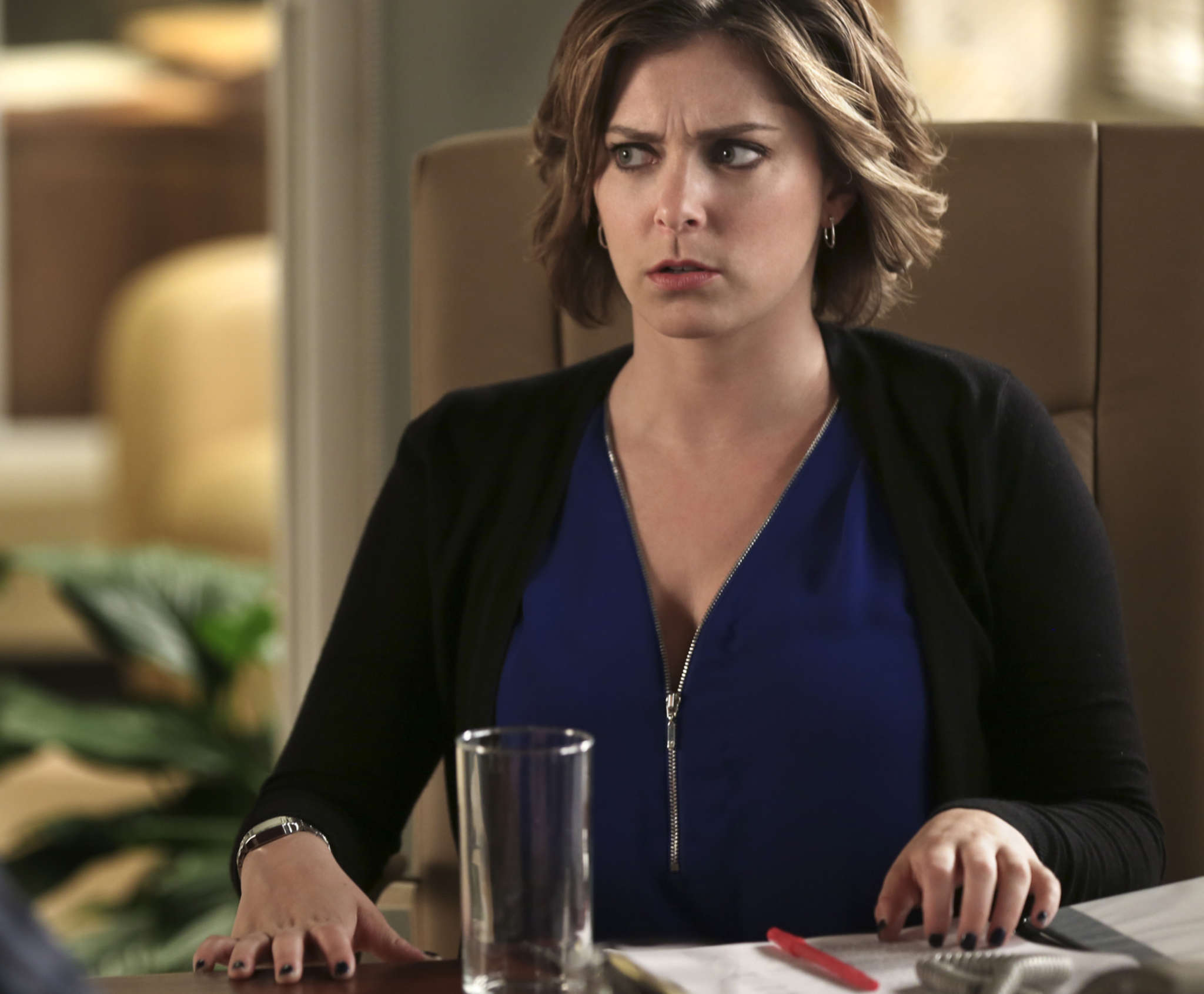 "Rachel Bloom has the title role in ""Crazy Ex-Girlfriend."""