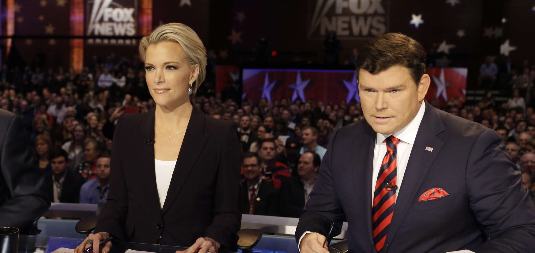 On the Fox News Channel, Megyn Kelly and Bret Baier will cover the conventions.