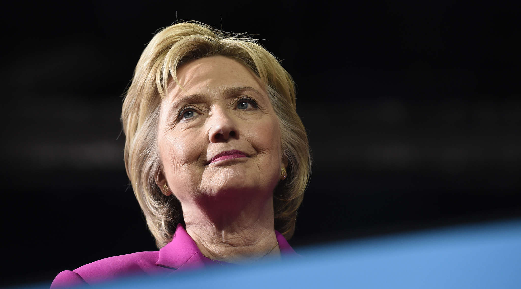 Hillary Clinton this month as President Obama endorsed her campaign to become the nation´s first female president.