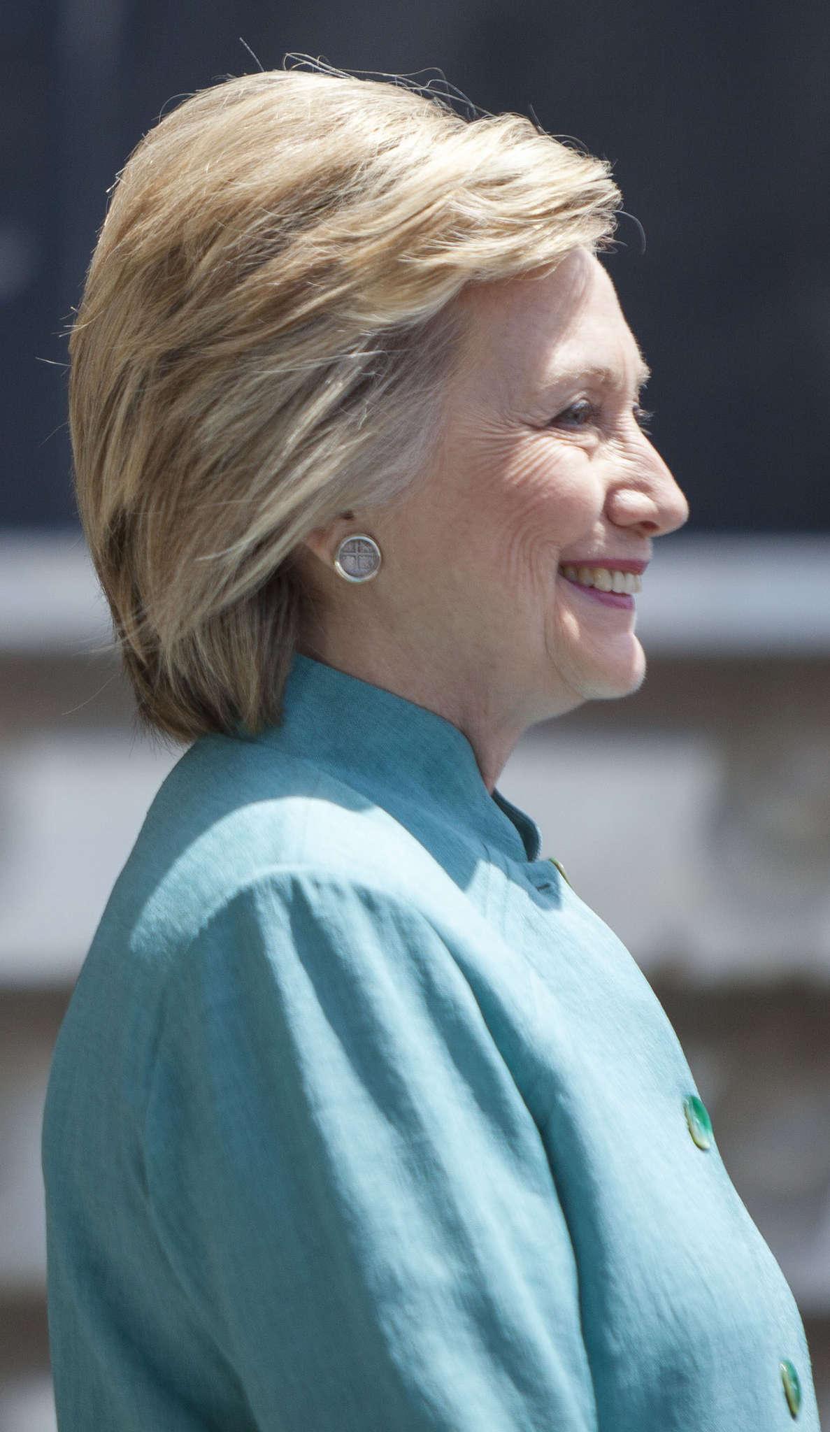 Clinton's positions