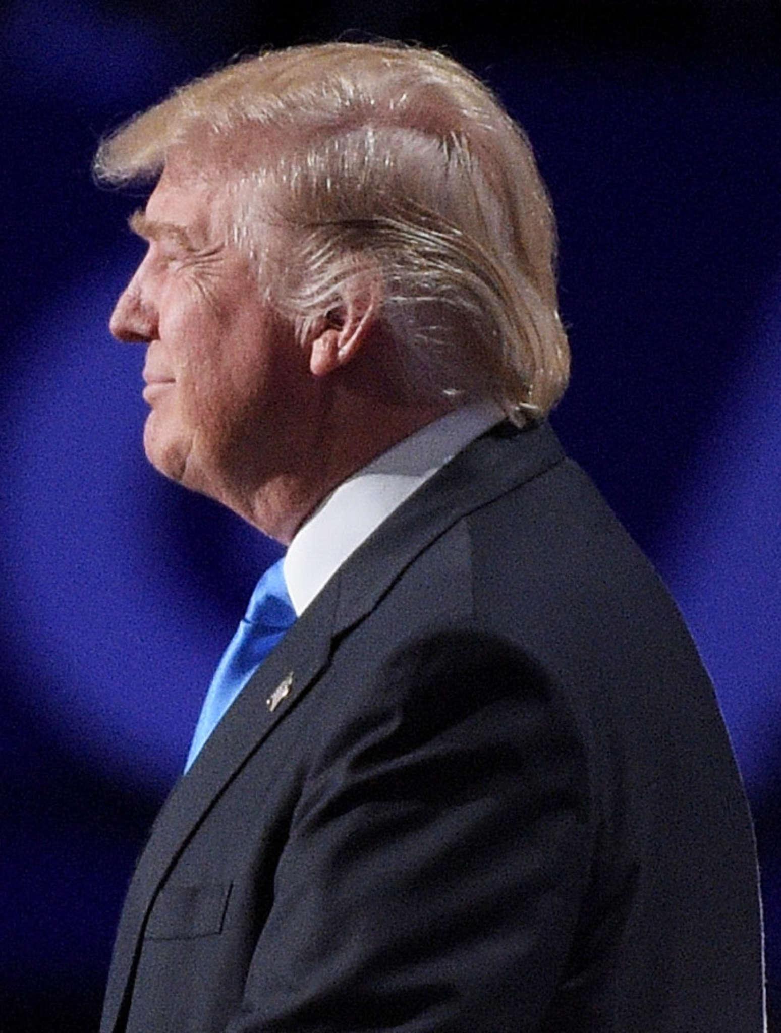 Trump's positions