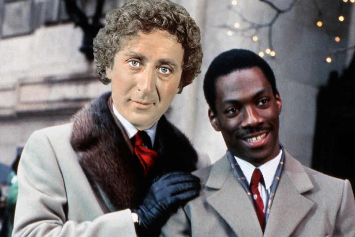 """Gene Wilder was originally supposed to play Dan Aykroyd´s part in Philly classic """"Trading Places."""""""