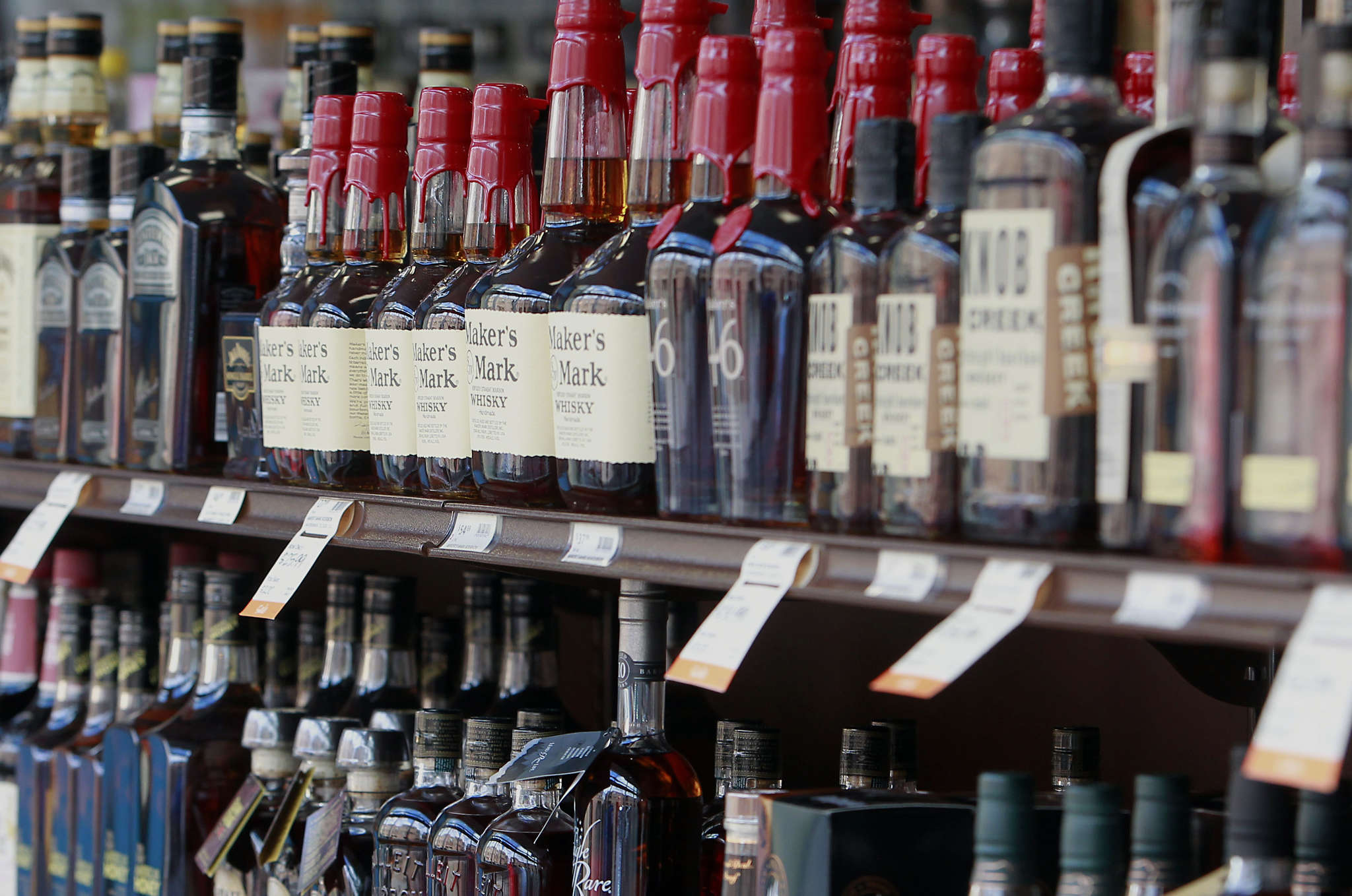 Under the new statutes, we now have Fine Wine & Good Spirits stores, with flexible hours and pricing.
