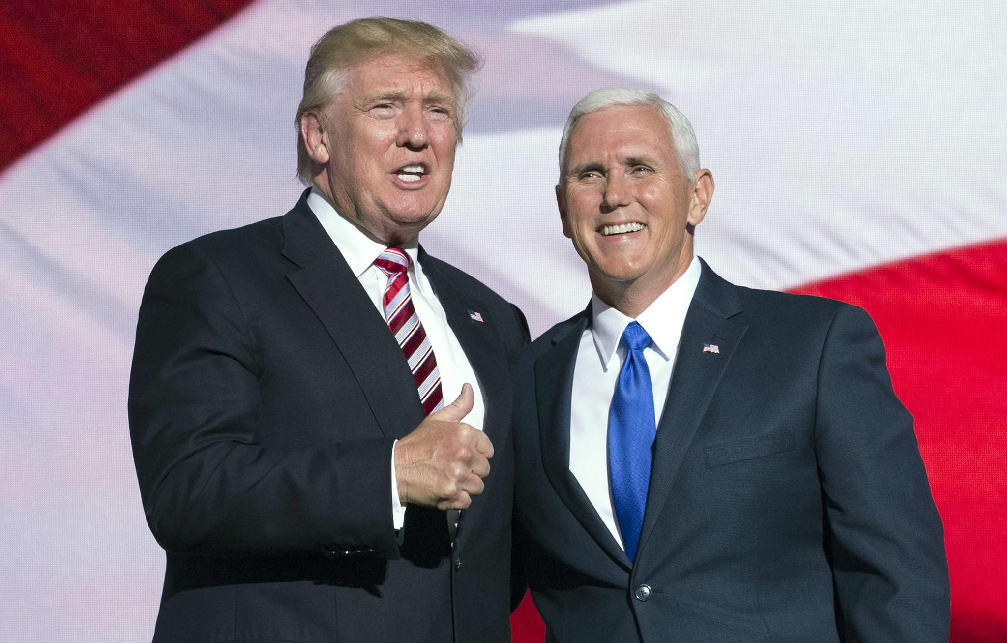 Donald Trump´s choice of Indiana Gov. Mike Pence could be a problem for donors under SEC anti-pay-to-play rules.
