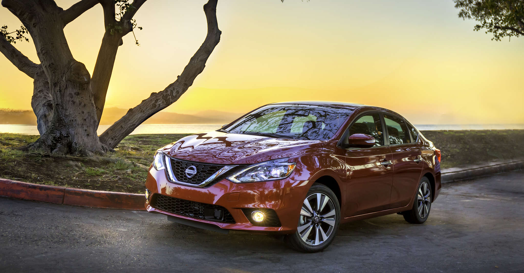 The Nissan Sentra gets a redesign for 2016, but performance from the 1.8-liter four-cylinder engine was sapped by the CVT.