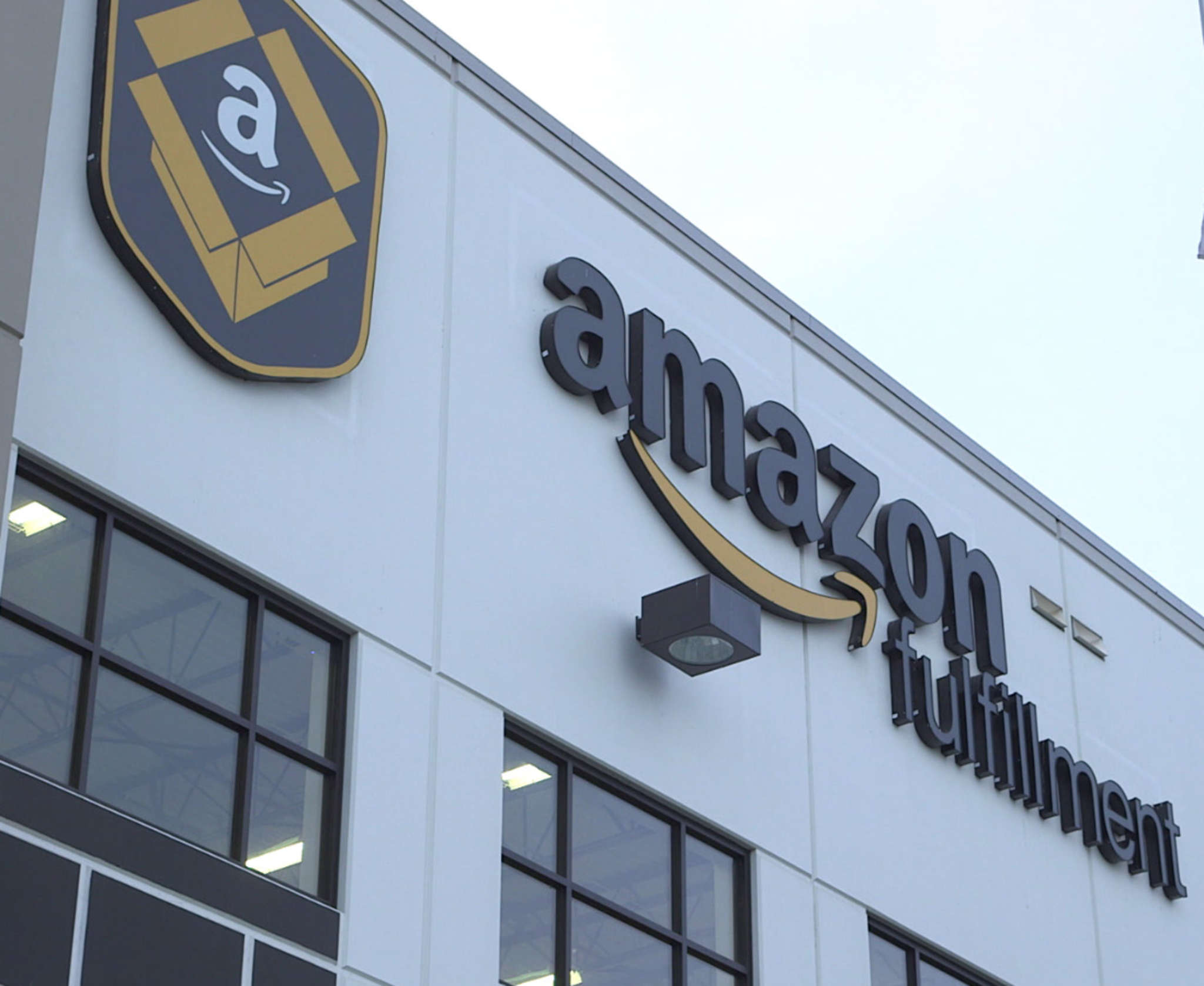 Amazon runs 13 warehouses and distribution centers in Pennsylvania, which says the company has committed to spending $150 million on new facilities. State grants are tied to job numbers.