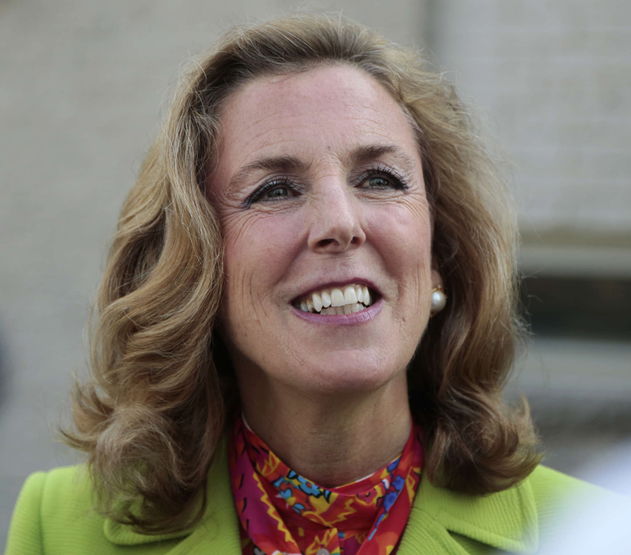 Katie McGinty is pro-choice, which seems to go against her Catholic upbringing.