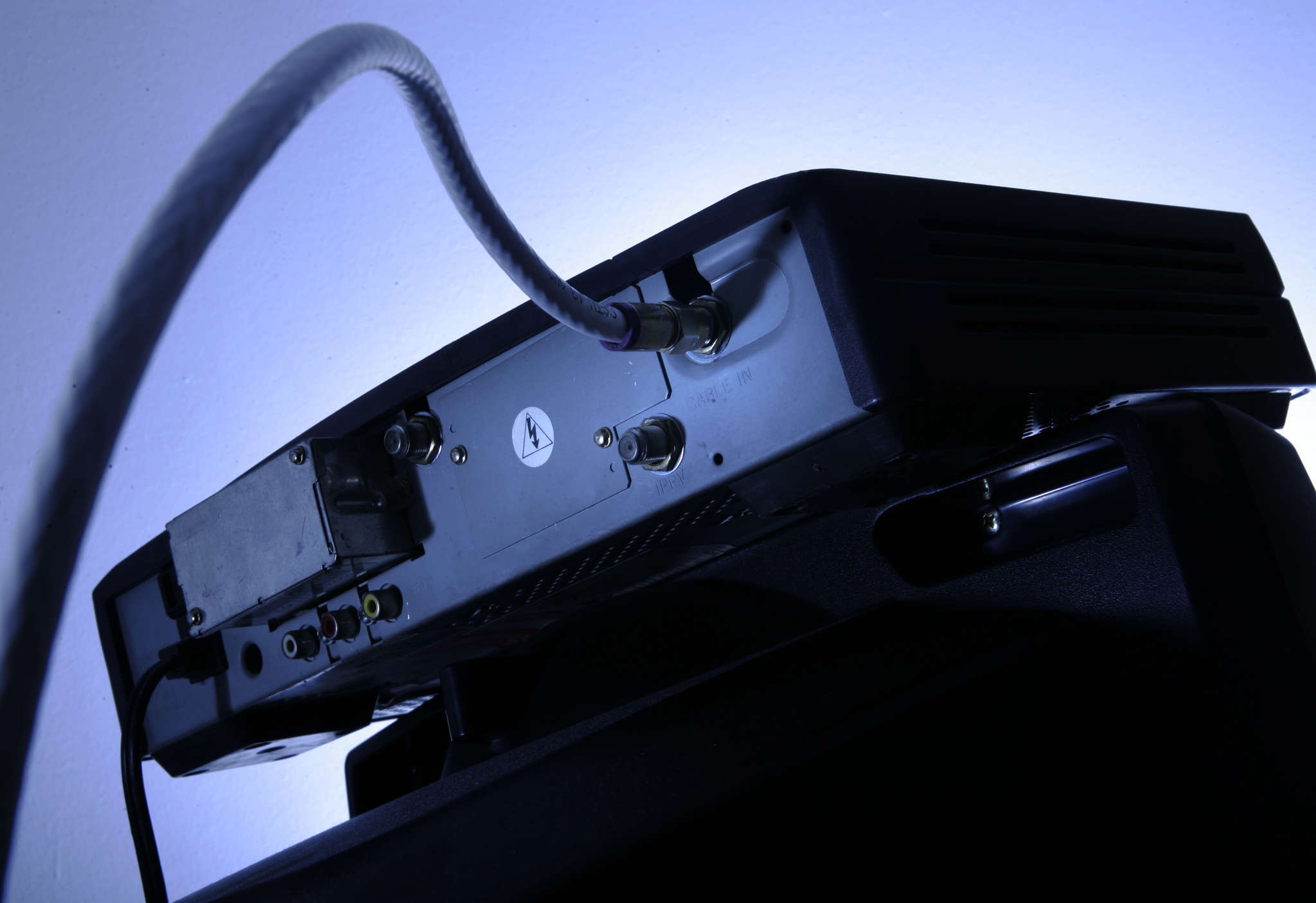 Consumers could be freed from having to rent set-top boxes such as this one.