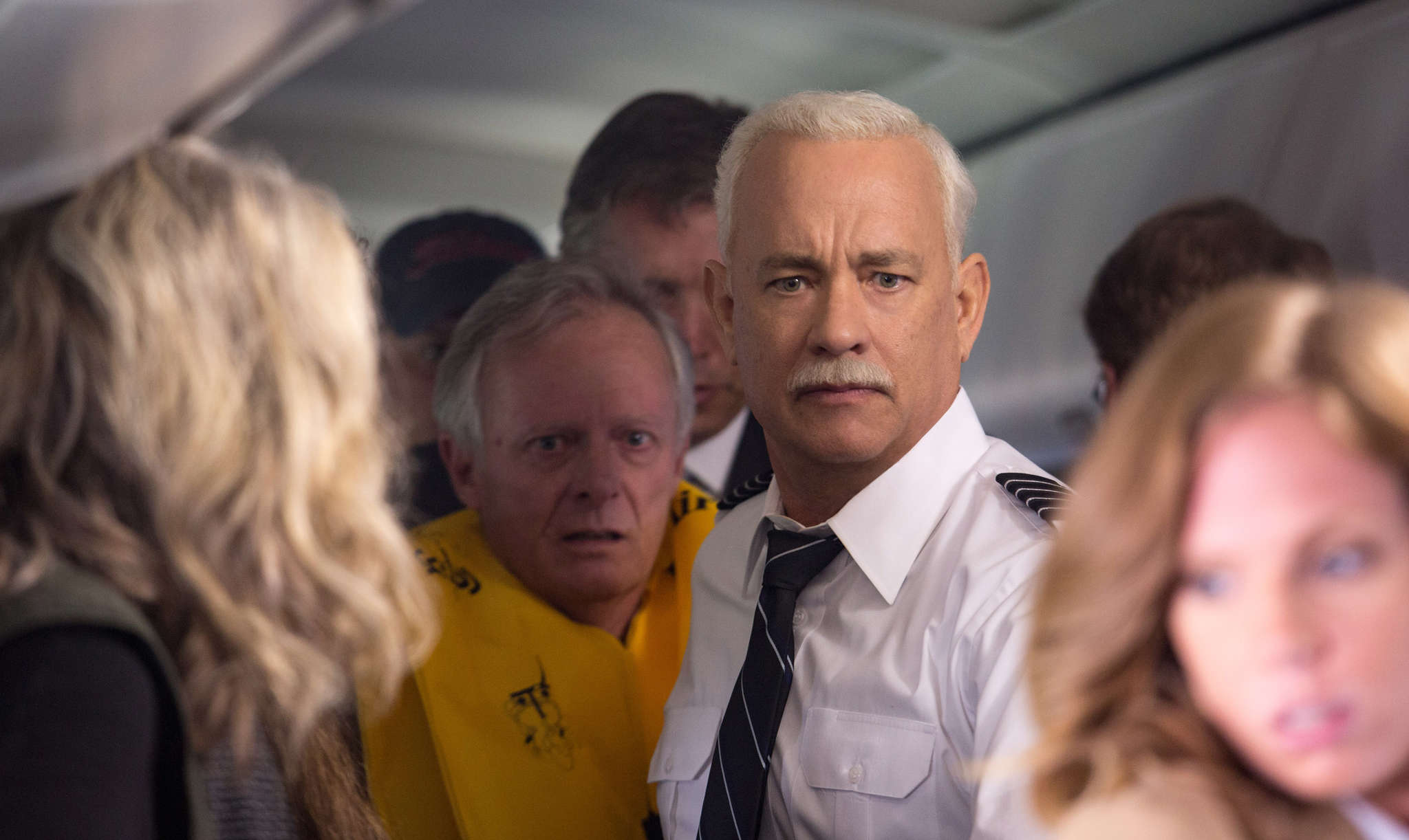 """In """"Sully,"""" Tom Hanks is Capt. Sullenberger , who executed Flight 1549´s landing in the Hudson River."""