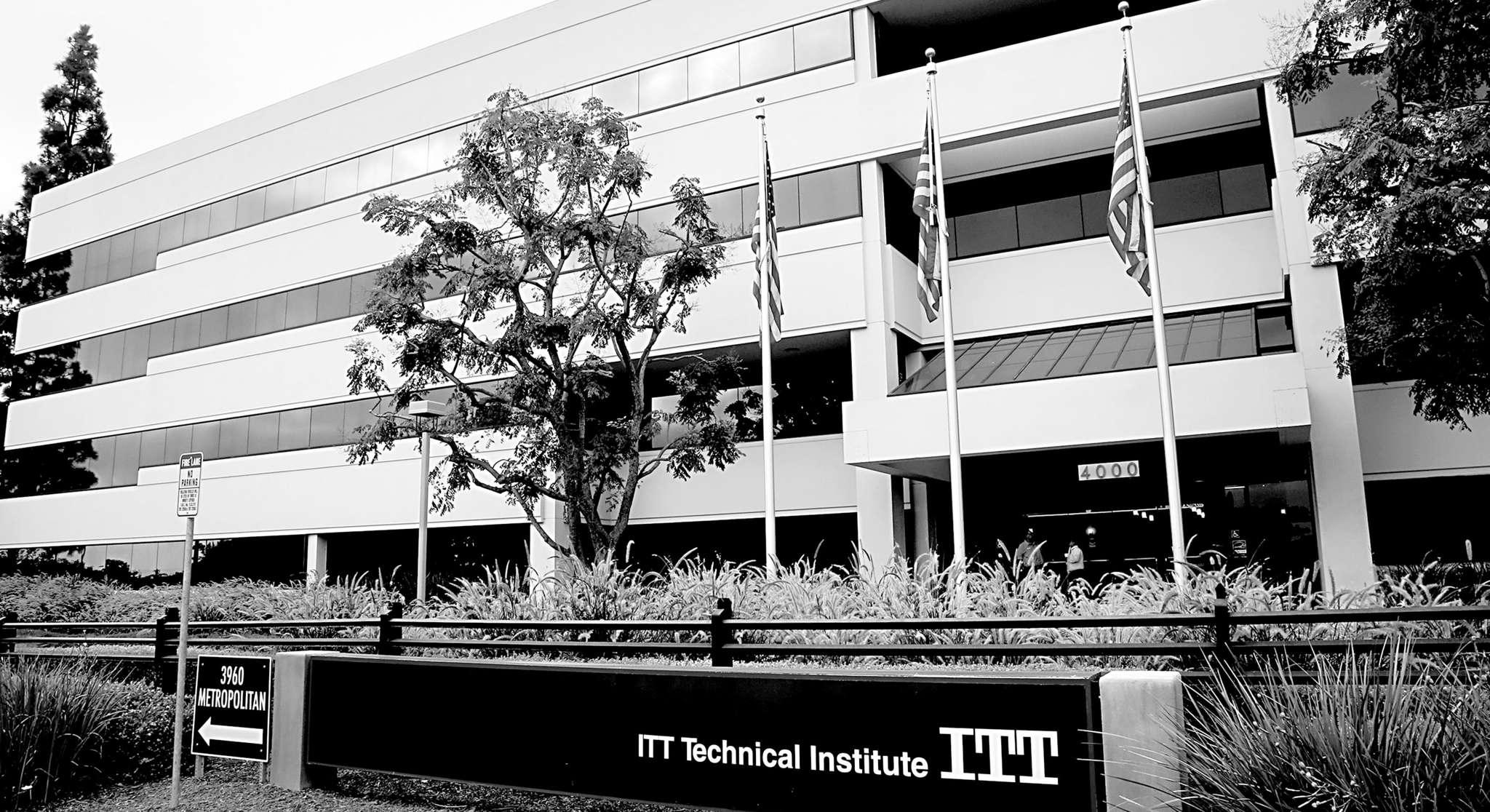 ITT Technical Institute campus in Orange, Calif., part of the for-profit college chain that shut its schools, including several in the Philadelphia region.