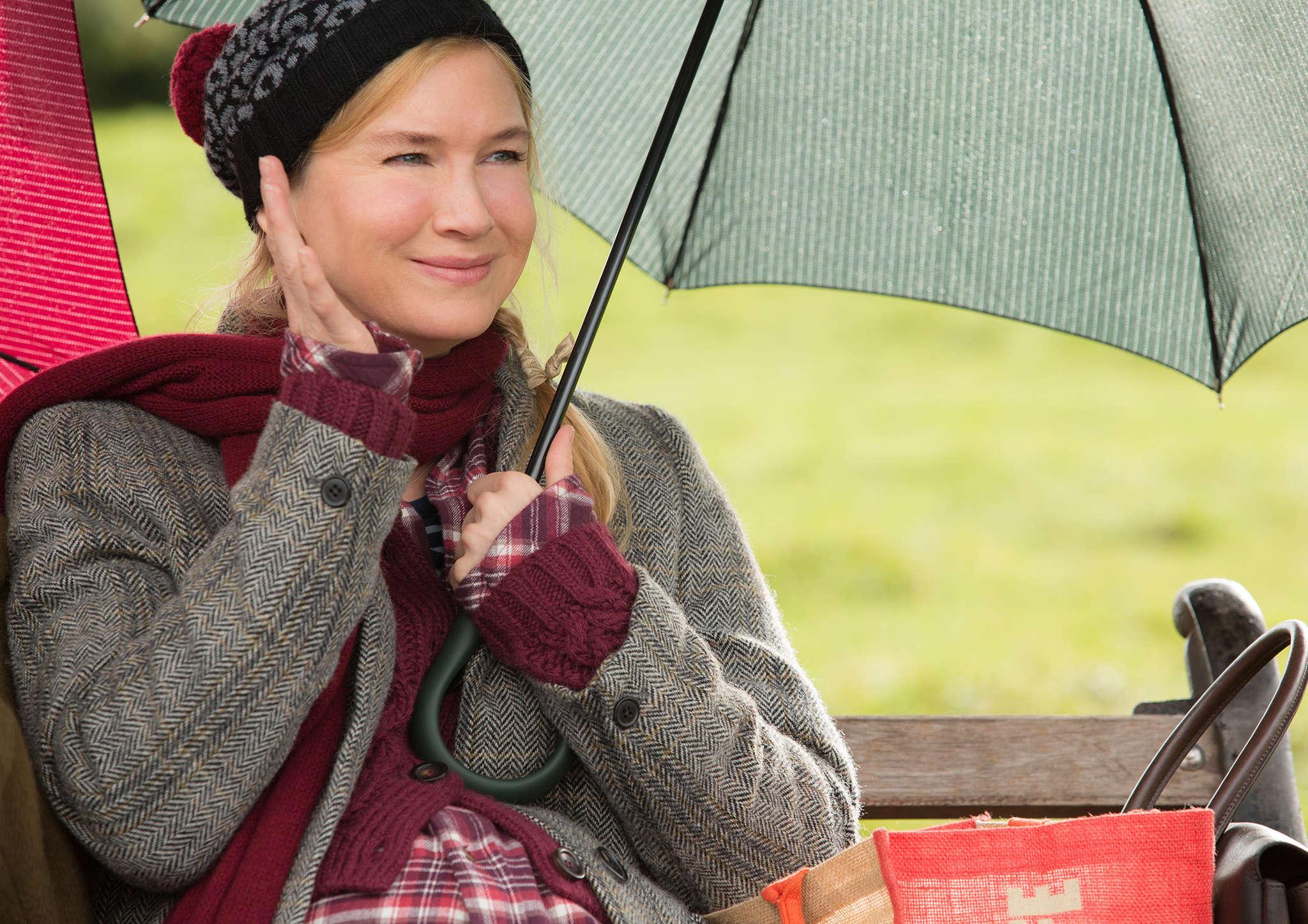 """Renee Zellweger returns in """"Bridget Jones´s Baby."""""""