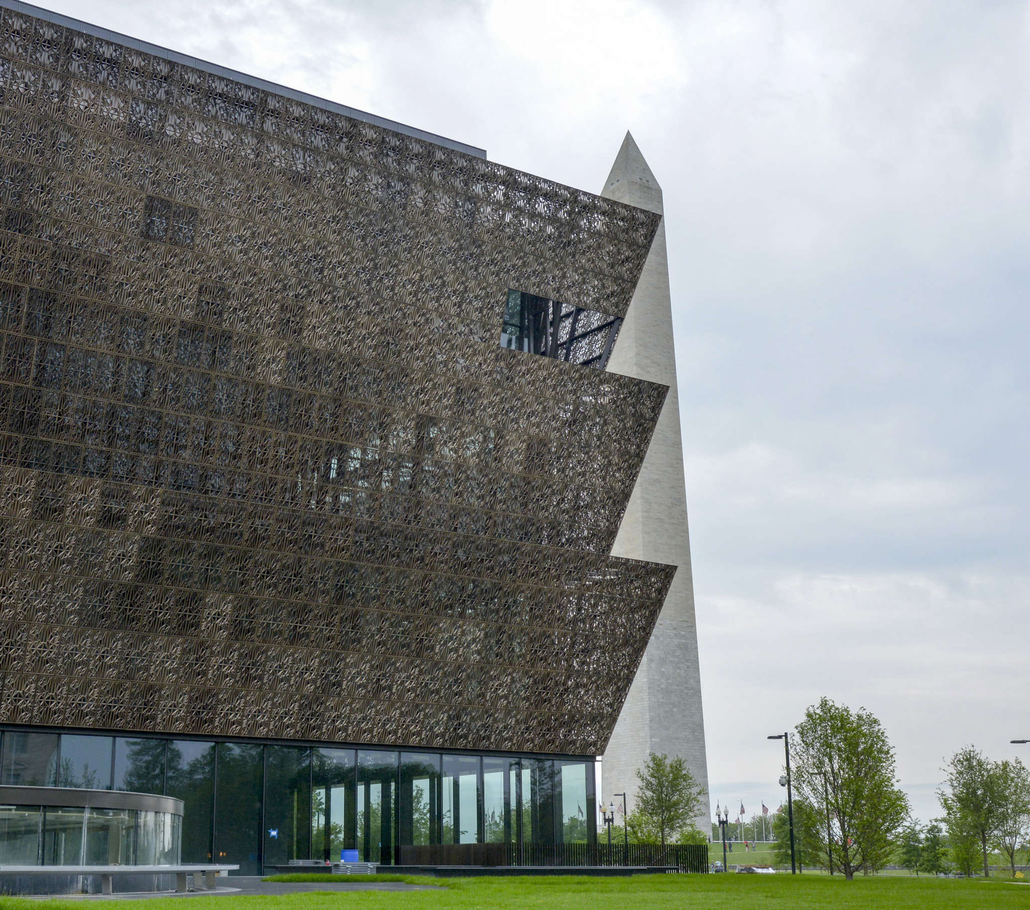The National Museum of African American History and Culture opens Sept. 24. JAHI CHIKWENDIU / Washington Post