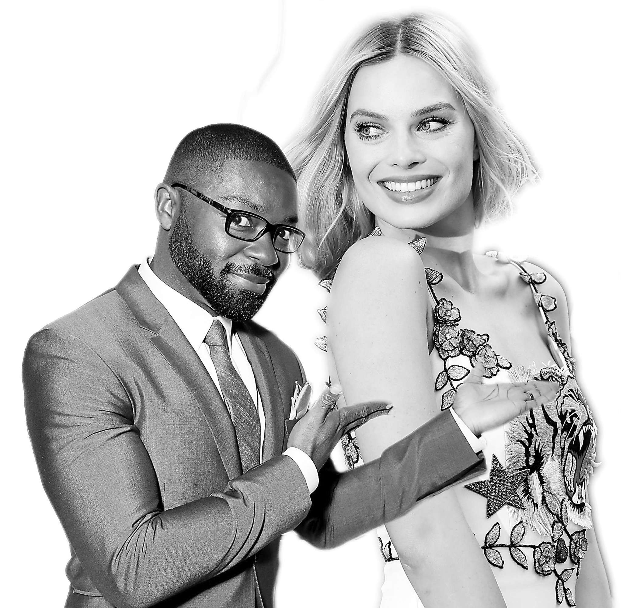 David Oyelowo: Seeking female directors Margot Robbie: Saturday Night Live