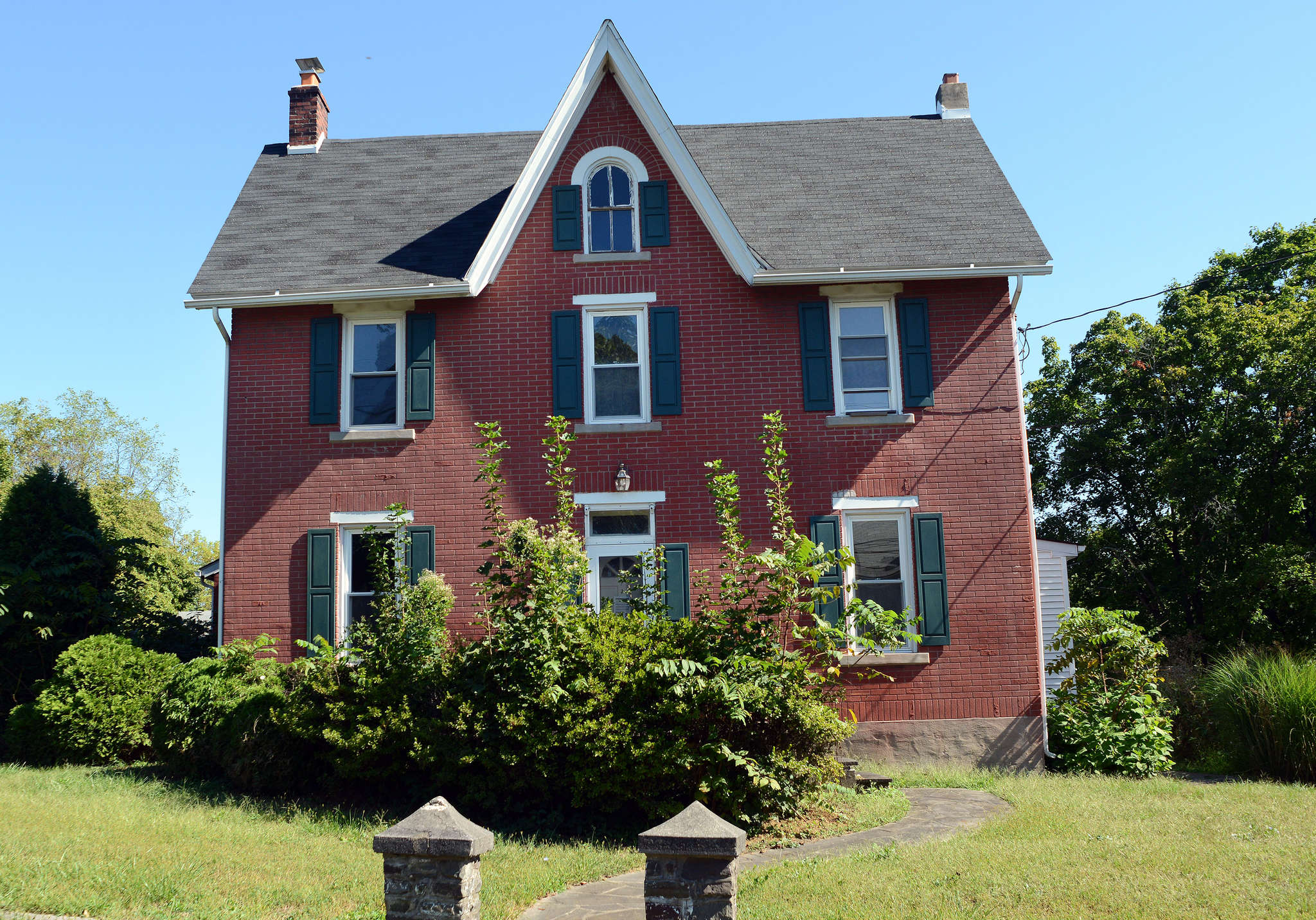Homes for sale in Tinicum include 236 Durham Rd., listed at $210,000. WILLIAM THOMAS CAIN