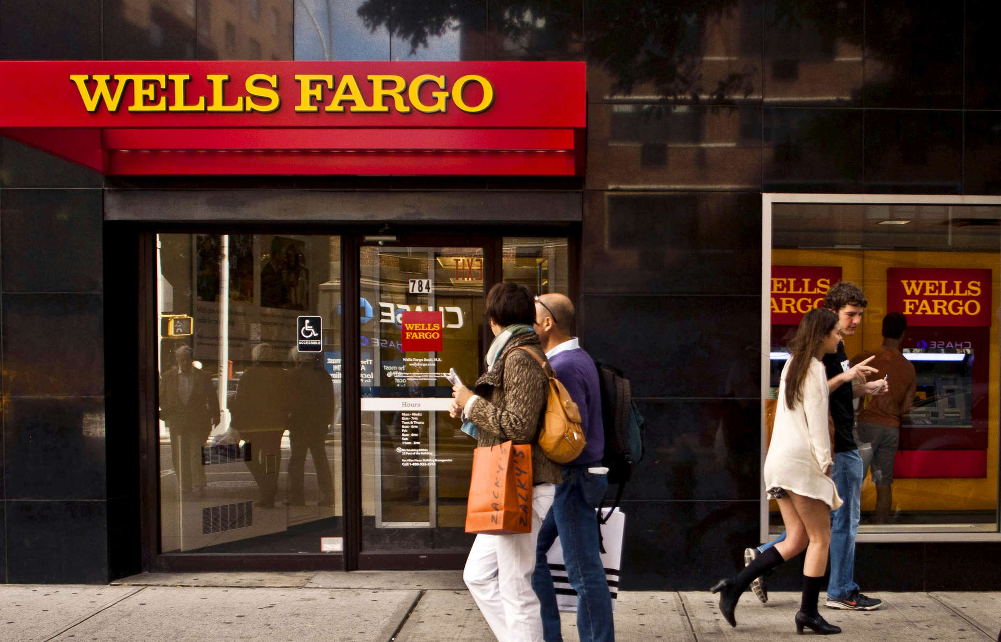 Wells Fargo´s CEO suggested in testimony that the nearly 80,000 fake accounts opened in Pennsylvania were comparatively few.