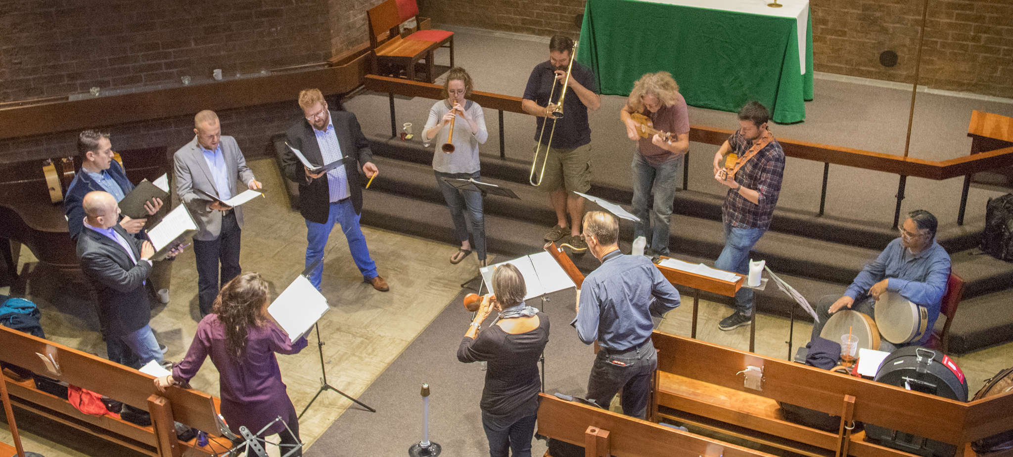 """Piffaro the Renaissance Band and New York Polyphony will perform """"The Music of Don Quixote"""" during a weekend festival in honor of the Cervantes character."""