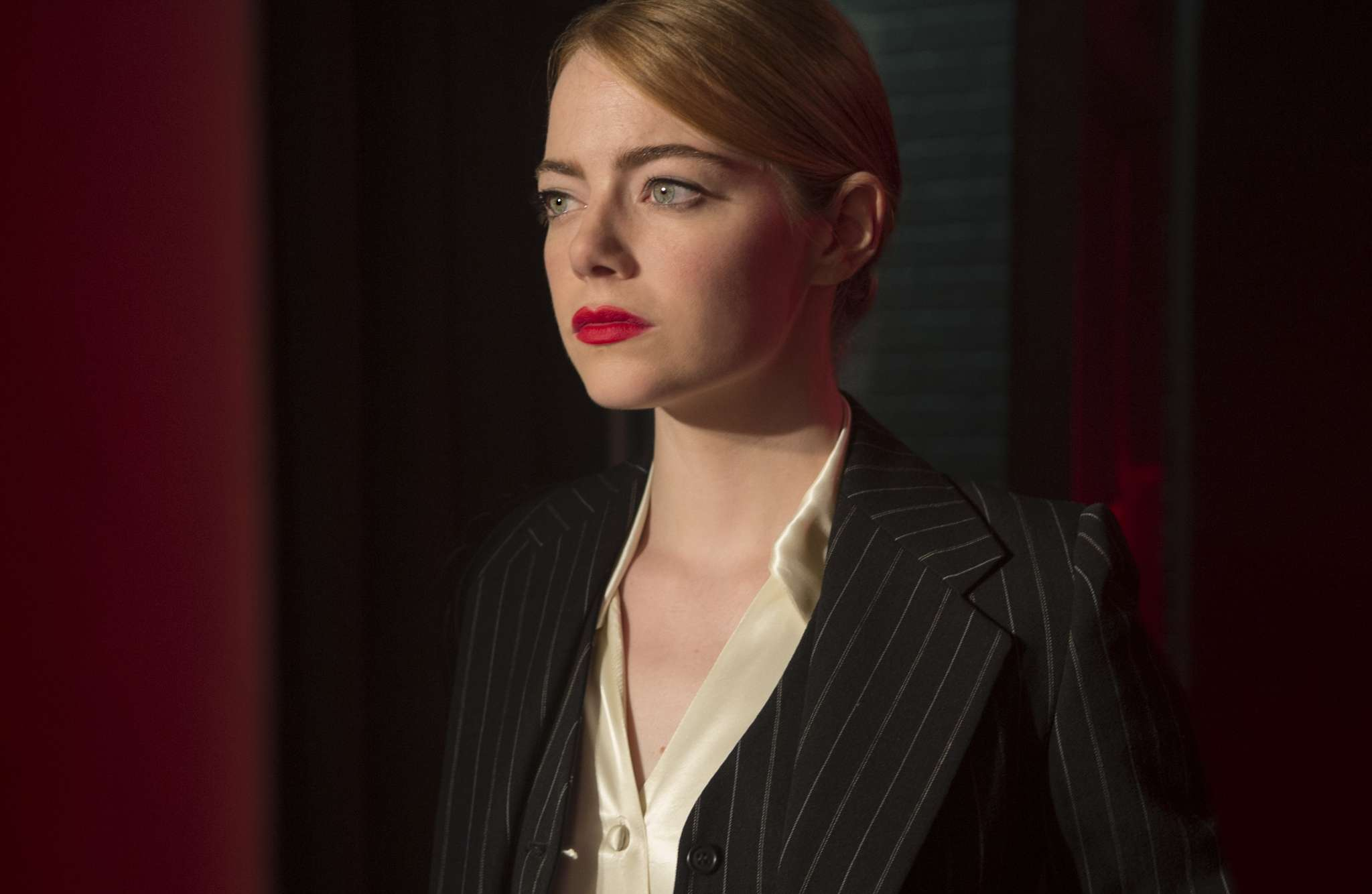 "Emma Stone as Mia in ""La La Land,"" a role that called for rigorous work on the film´s elaborate dance numbers."