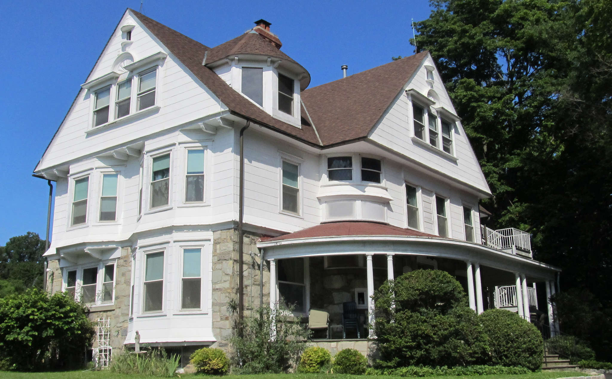 Minerva Parker Nichols´ house was a retreat for famed suffragists.