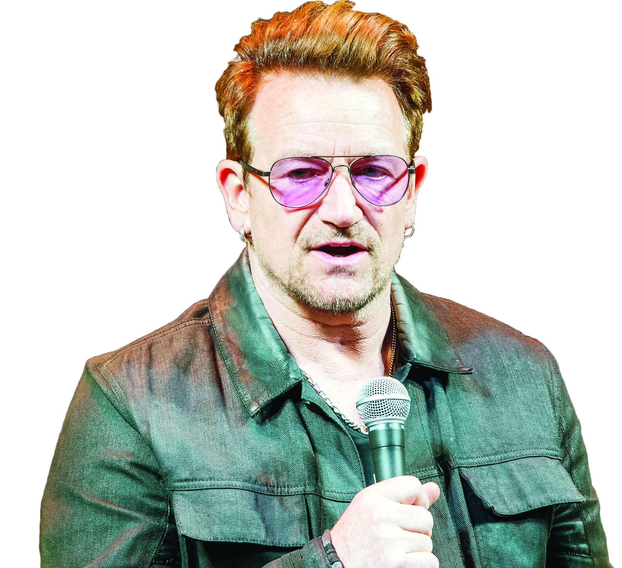 Bono: On women´s list