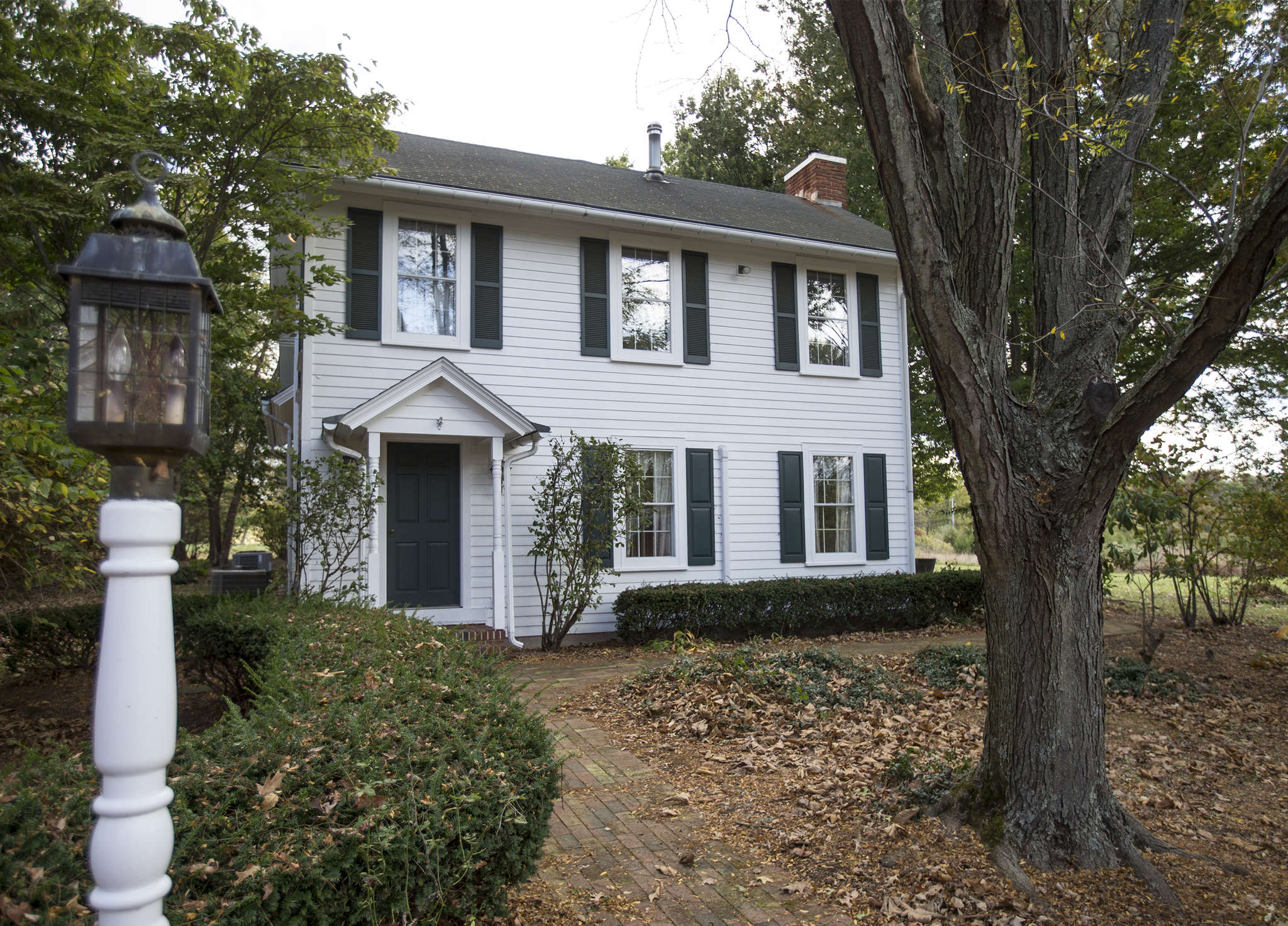 702 Cedar Lane in Bedminster, Bucks County, is listed at $724,900. Value has been steadily rising.